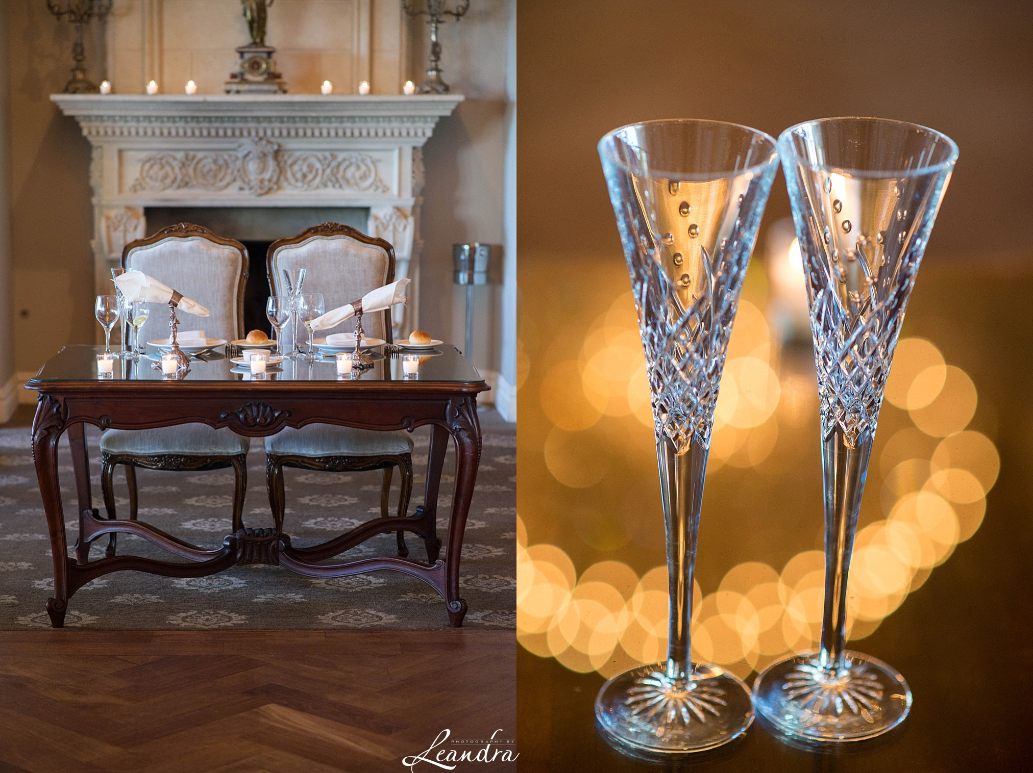 The Park Savoy Estate Wedding Reception details | New Jersey Wedding Photographer