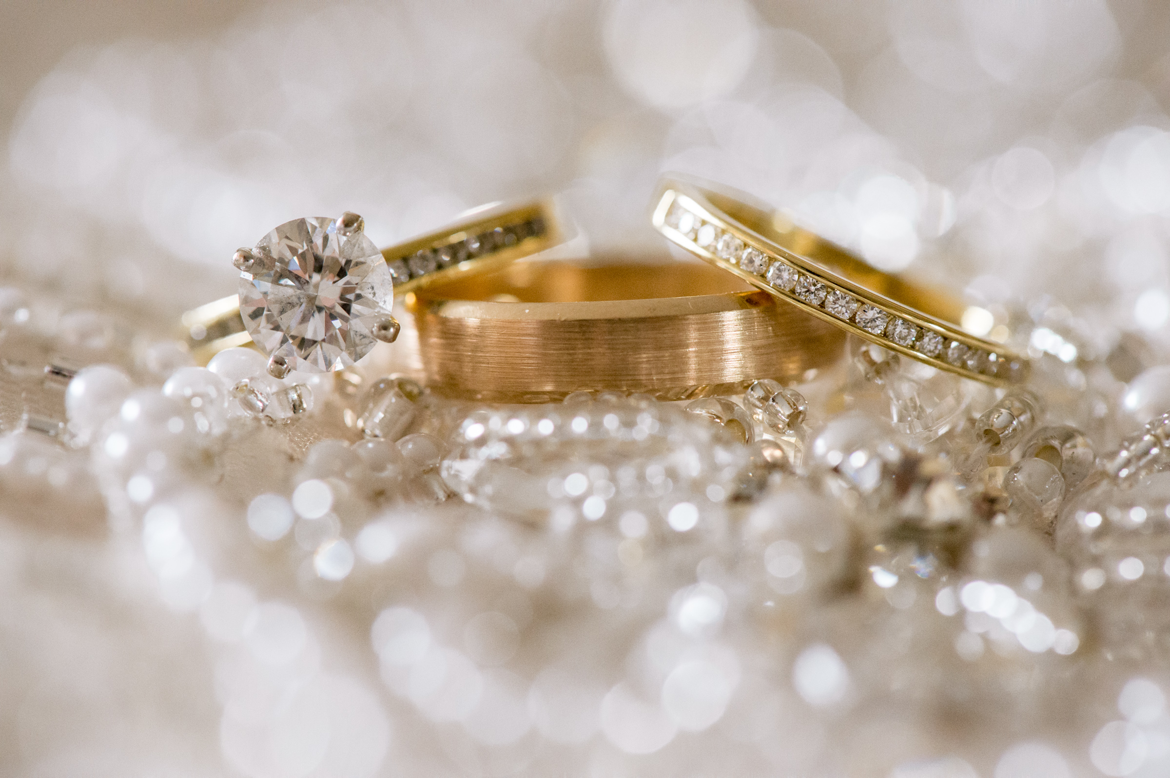 Stony Hill Inn Wedding Ring | New York Wedding Photographer