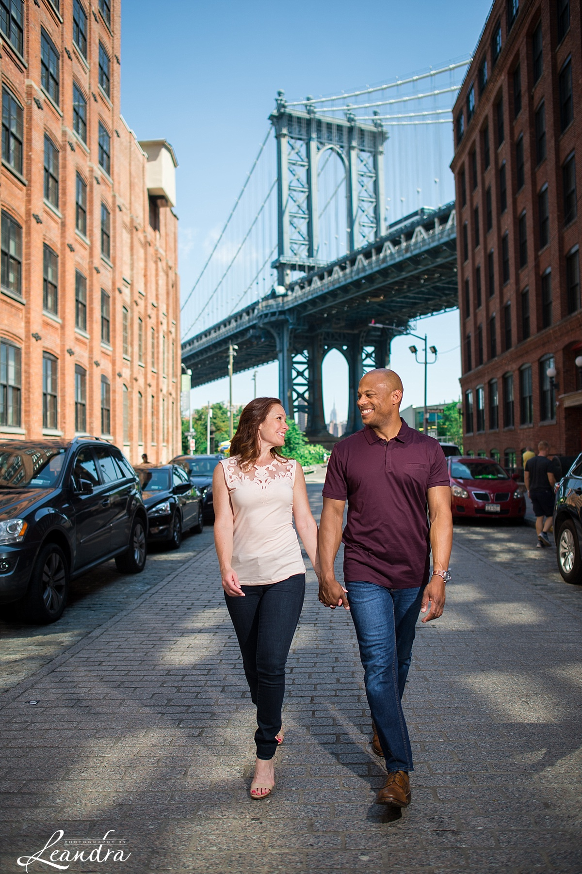 Engagement photos in DUMBO.Photography by Leandra_0058.jpg