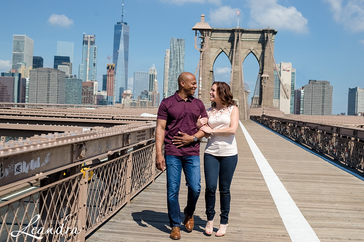 Brooklyn Bridge Engagement Photos.Photography by Leandra_0070.jpg