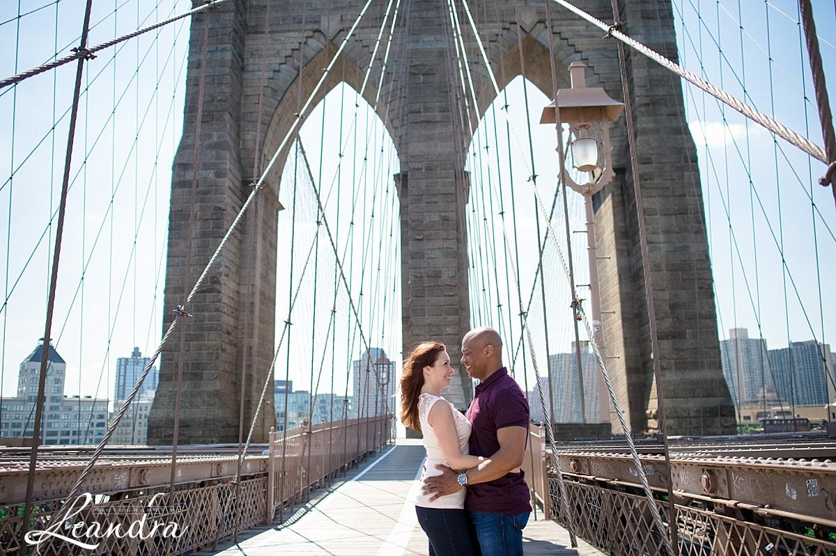 Brooklyn Bridge Engagement Photos.Photography by Leandra _0067.jpg