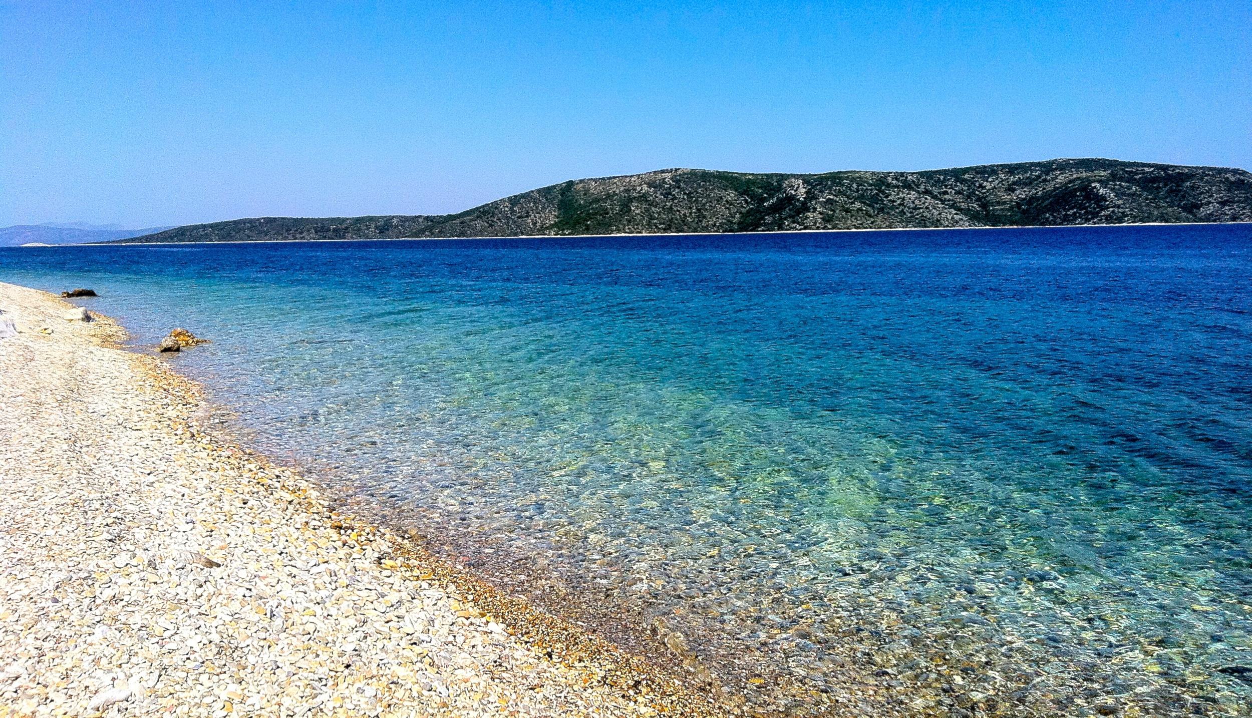 Agios Dimitrios beach - 5 minutes walk from Anasa Villa