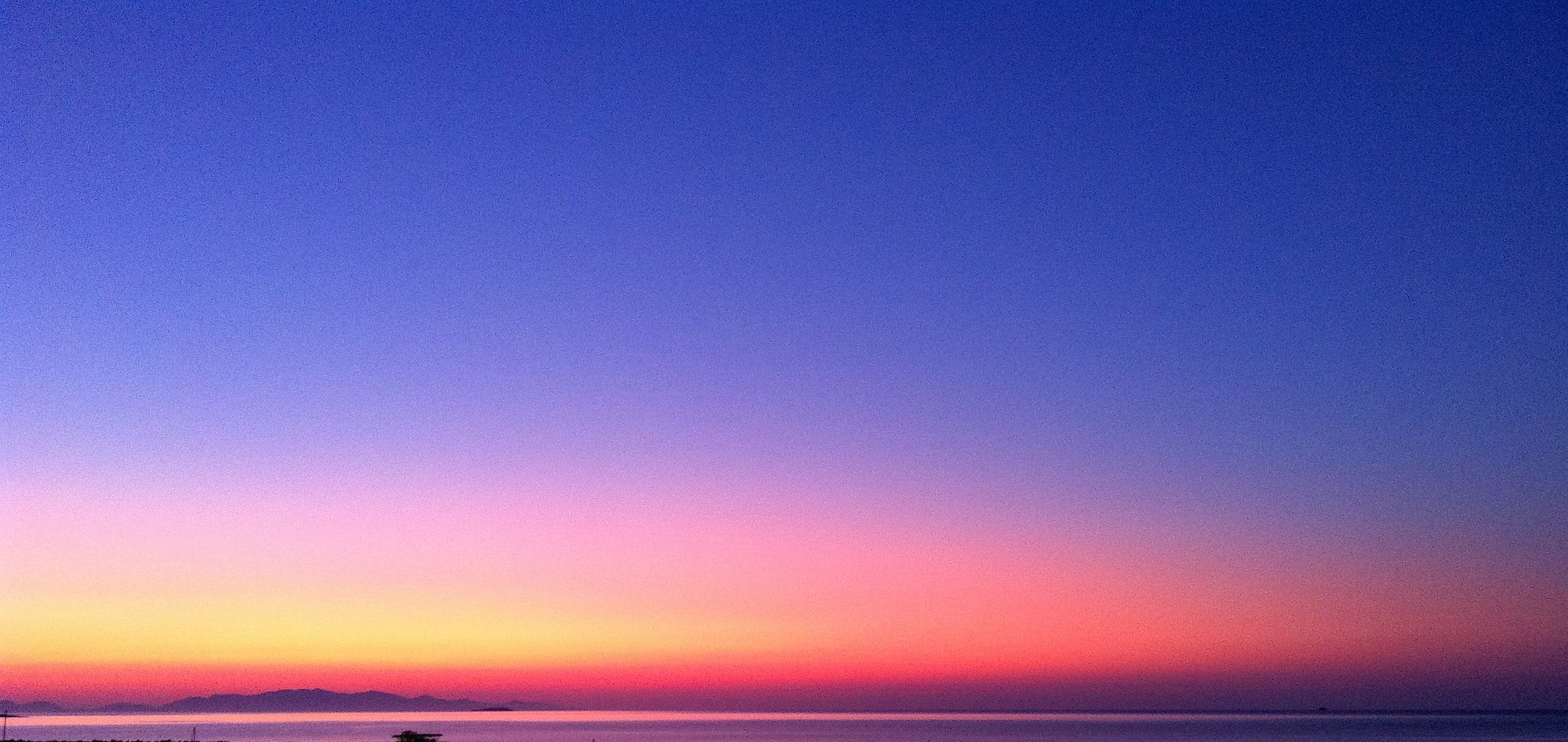 Sunrise at one of the most beautiful locations in Alonissos