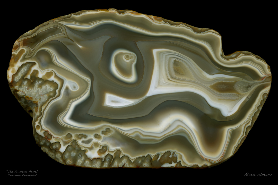 Ramponi Agate - Costigan Collection