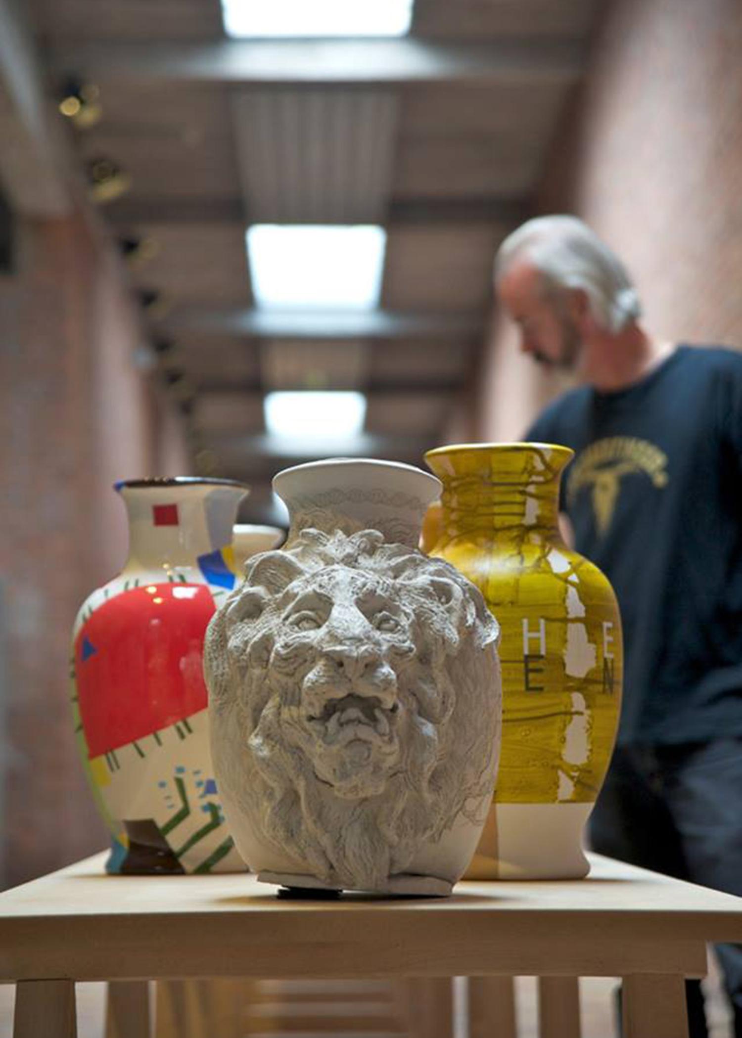 exhibition in Museum De Pont