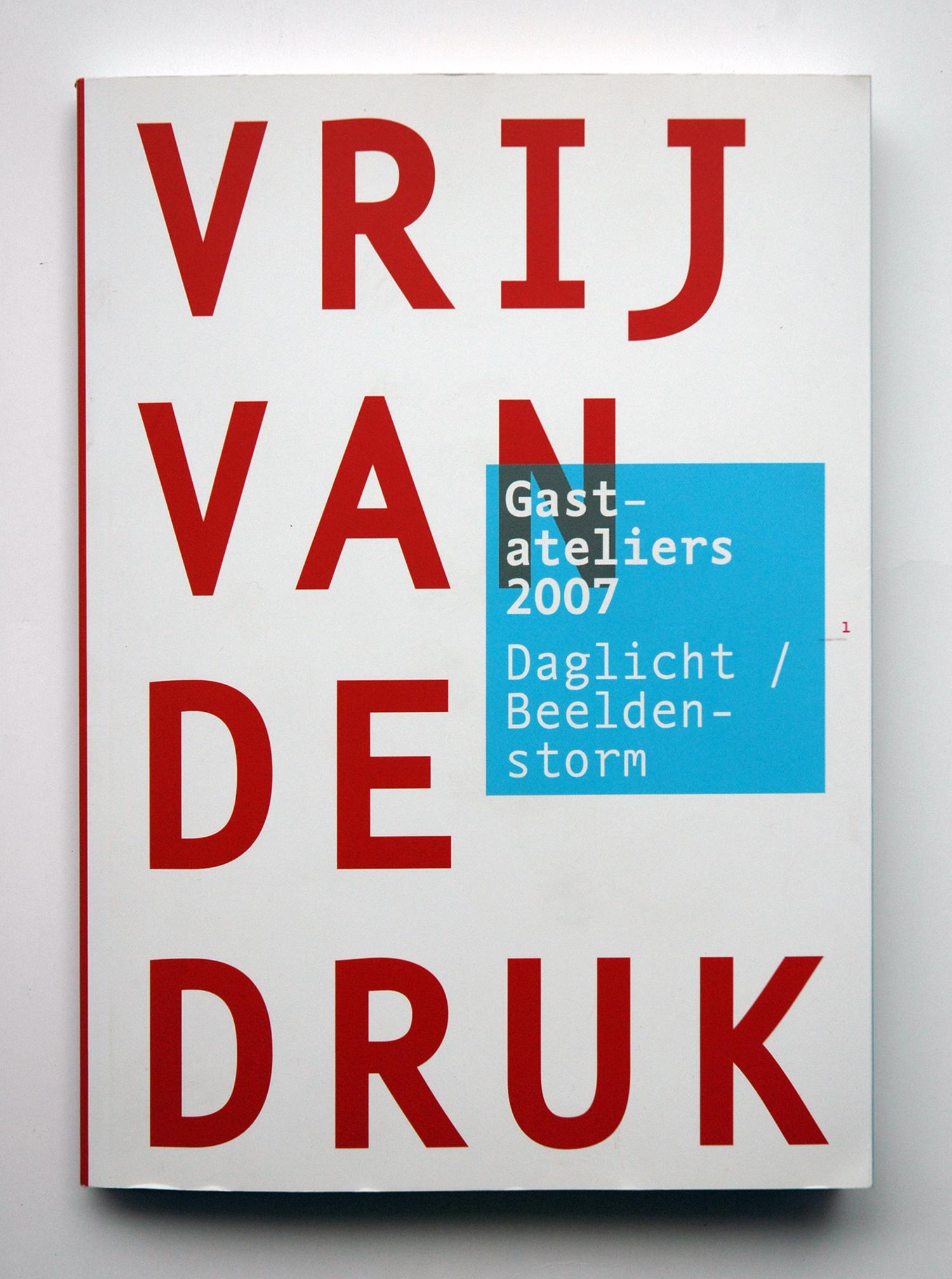 2008 Vrij Van De Druk omslag SQ.jpg