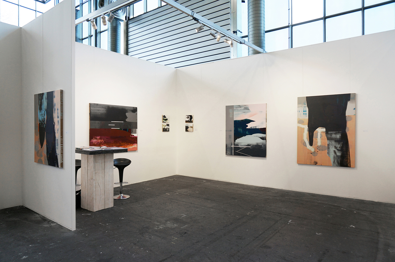 KunstRAI installation view
