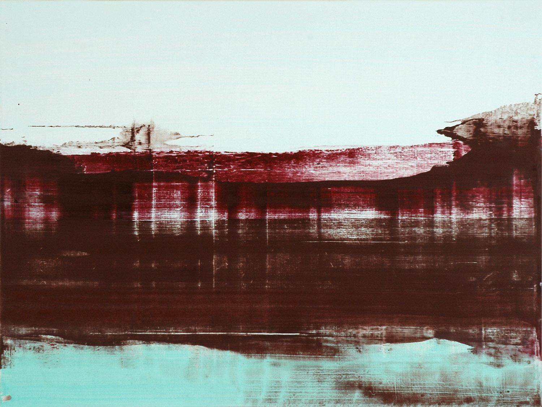 Hope Road #12, 2011, 45 x 60 cm, acrylic on mdf