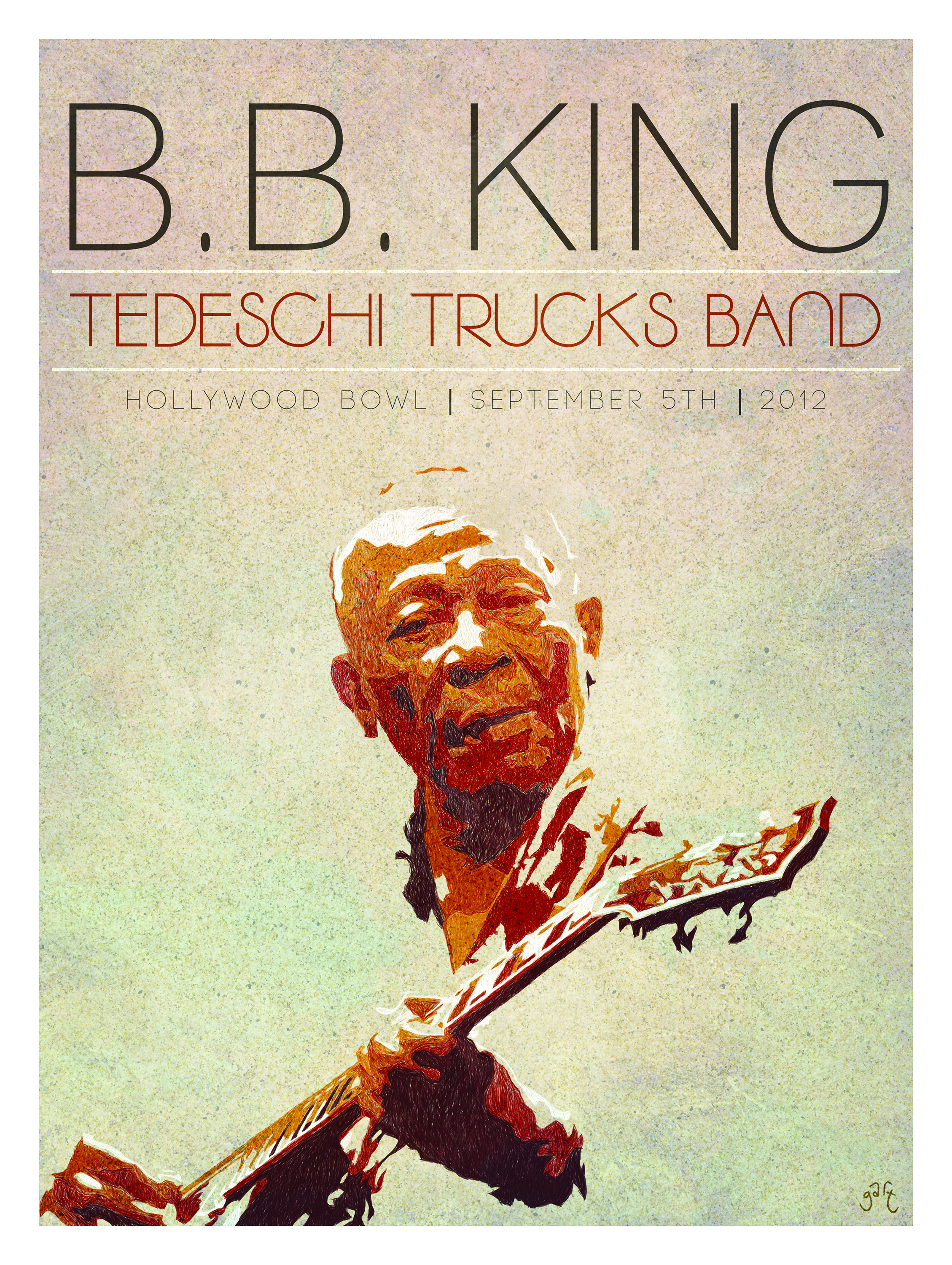 B.B. King with The Tedeschi Trucks Band - Live at The Hollywood Bowl