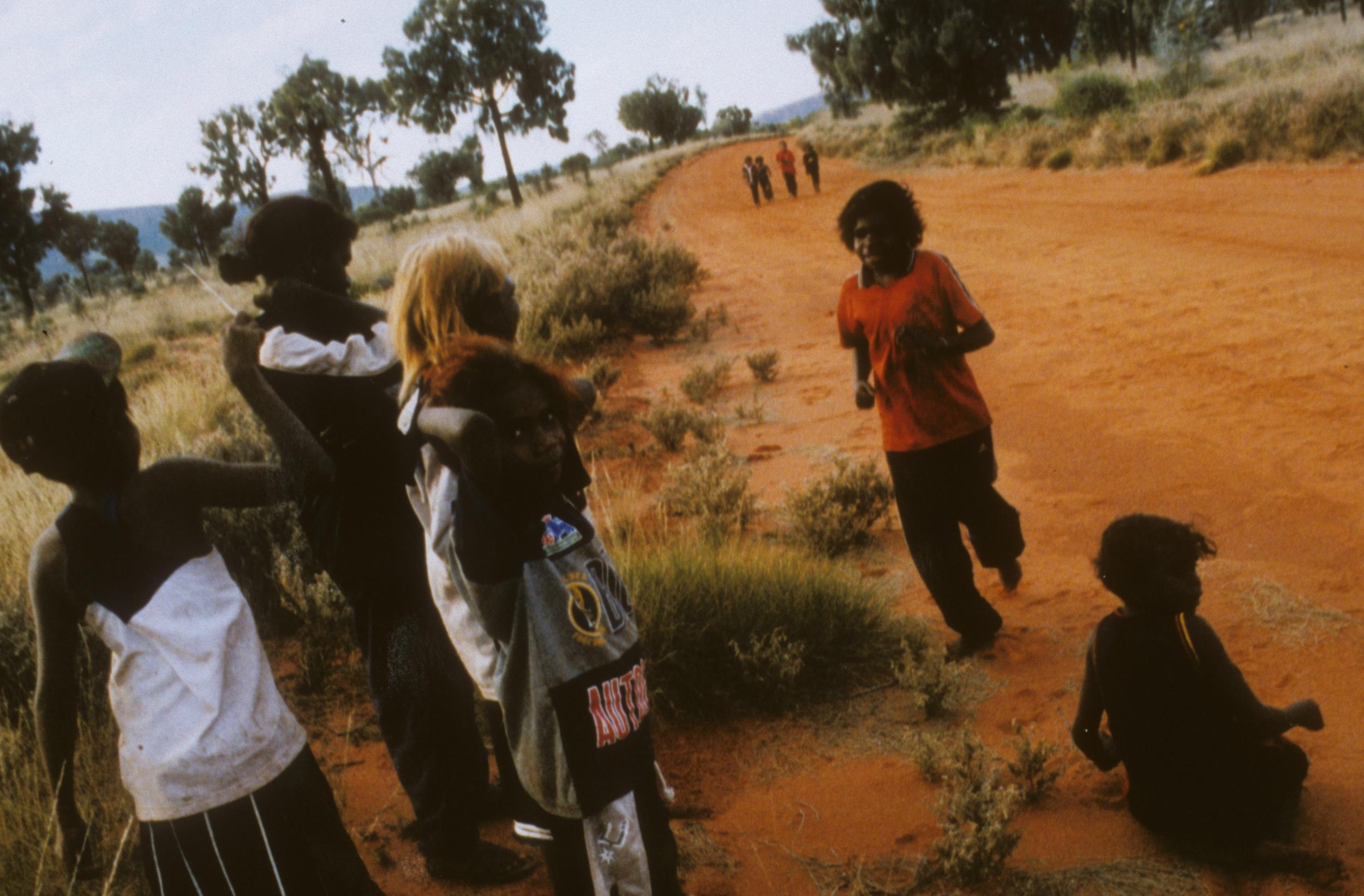 Near Uluru National Park, Northern Territory
