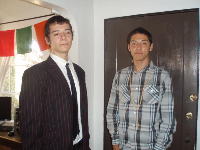 My brothers Manuel & Jesus