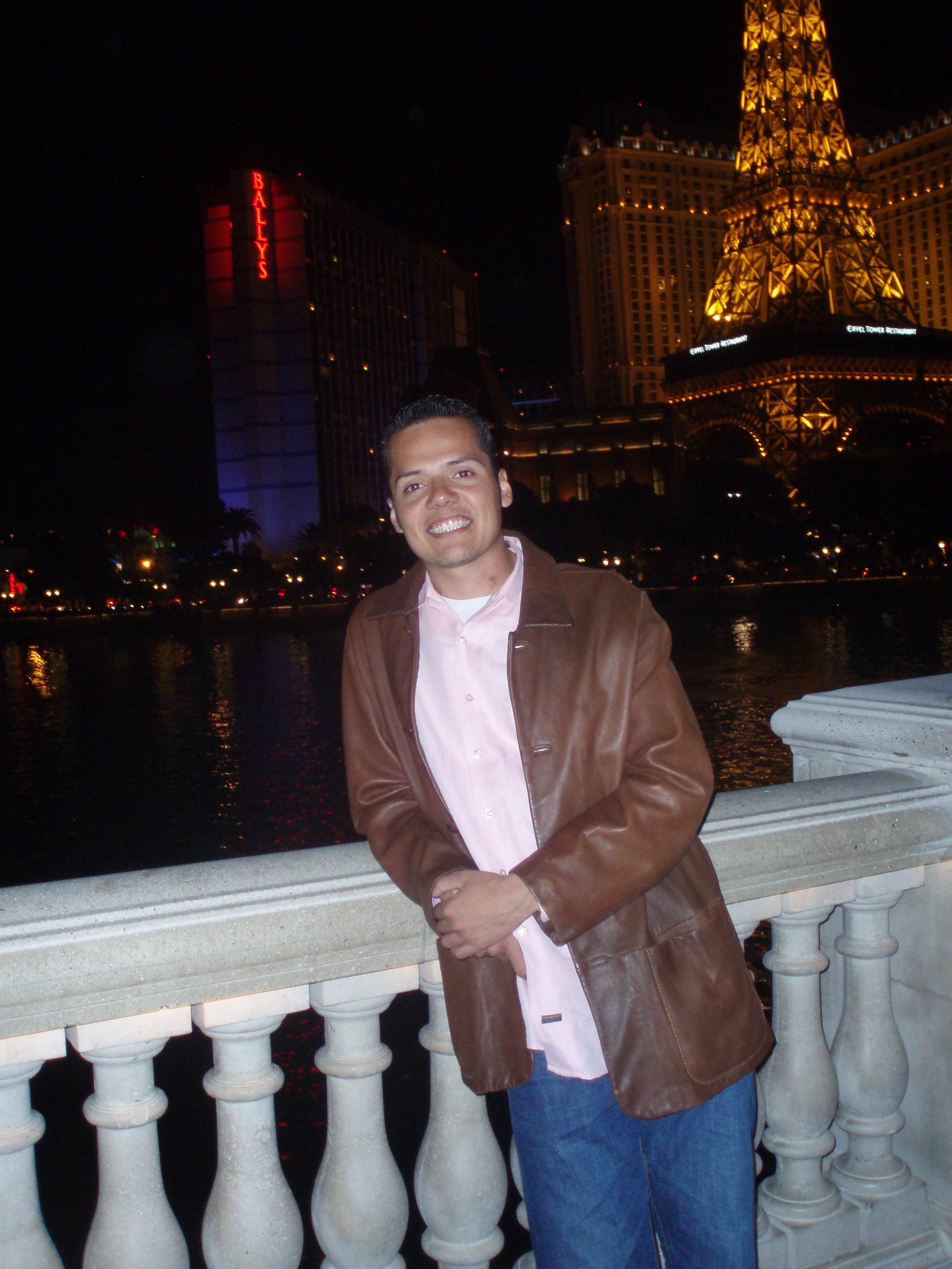 In Las Vegas