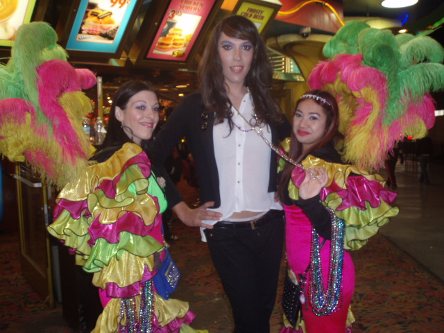 Cesar AKA Marie in Las Vegas