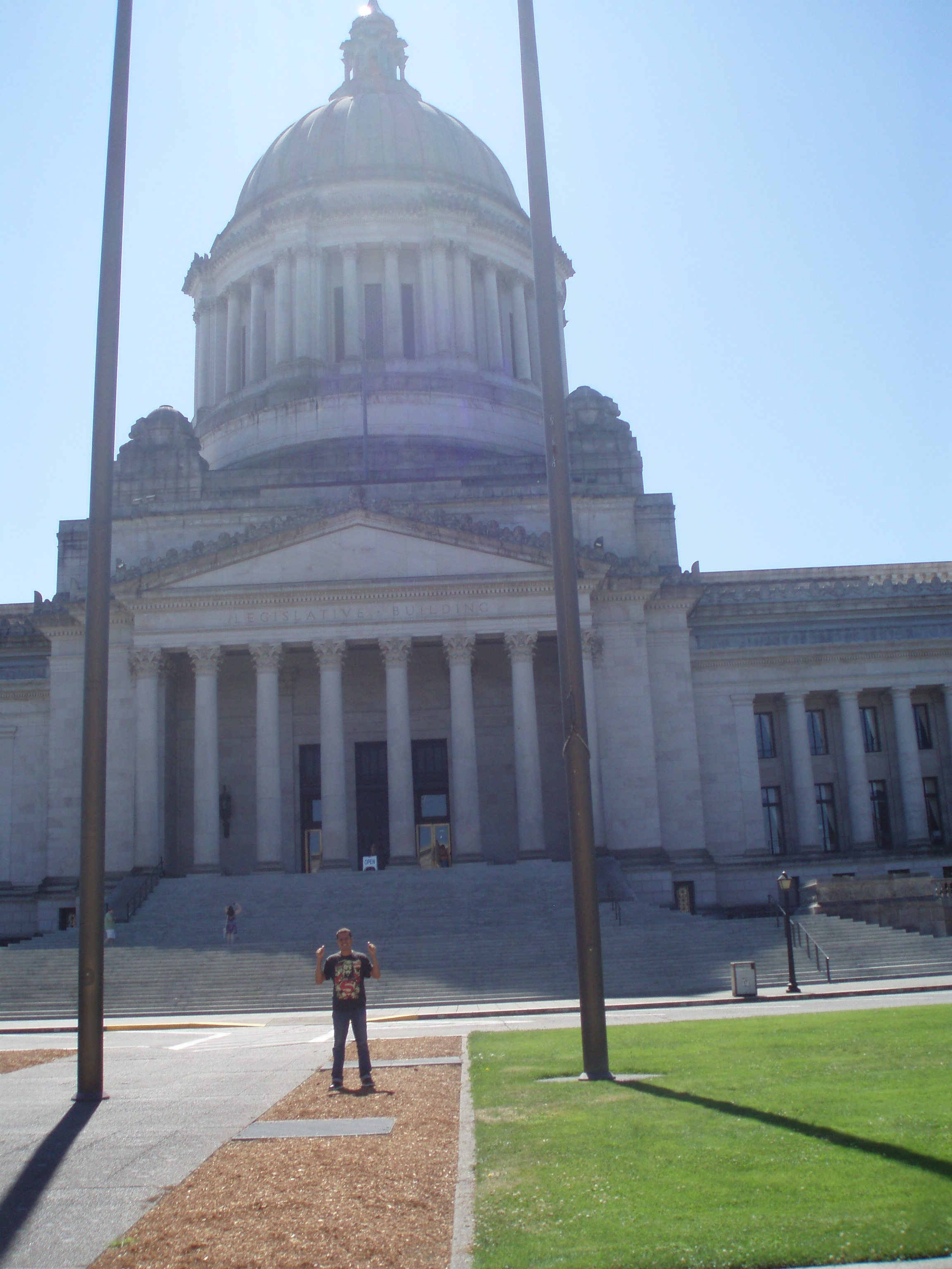 Olympia, Washington state capital
