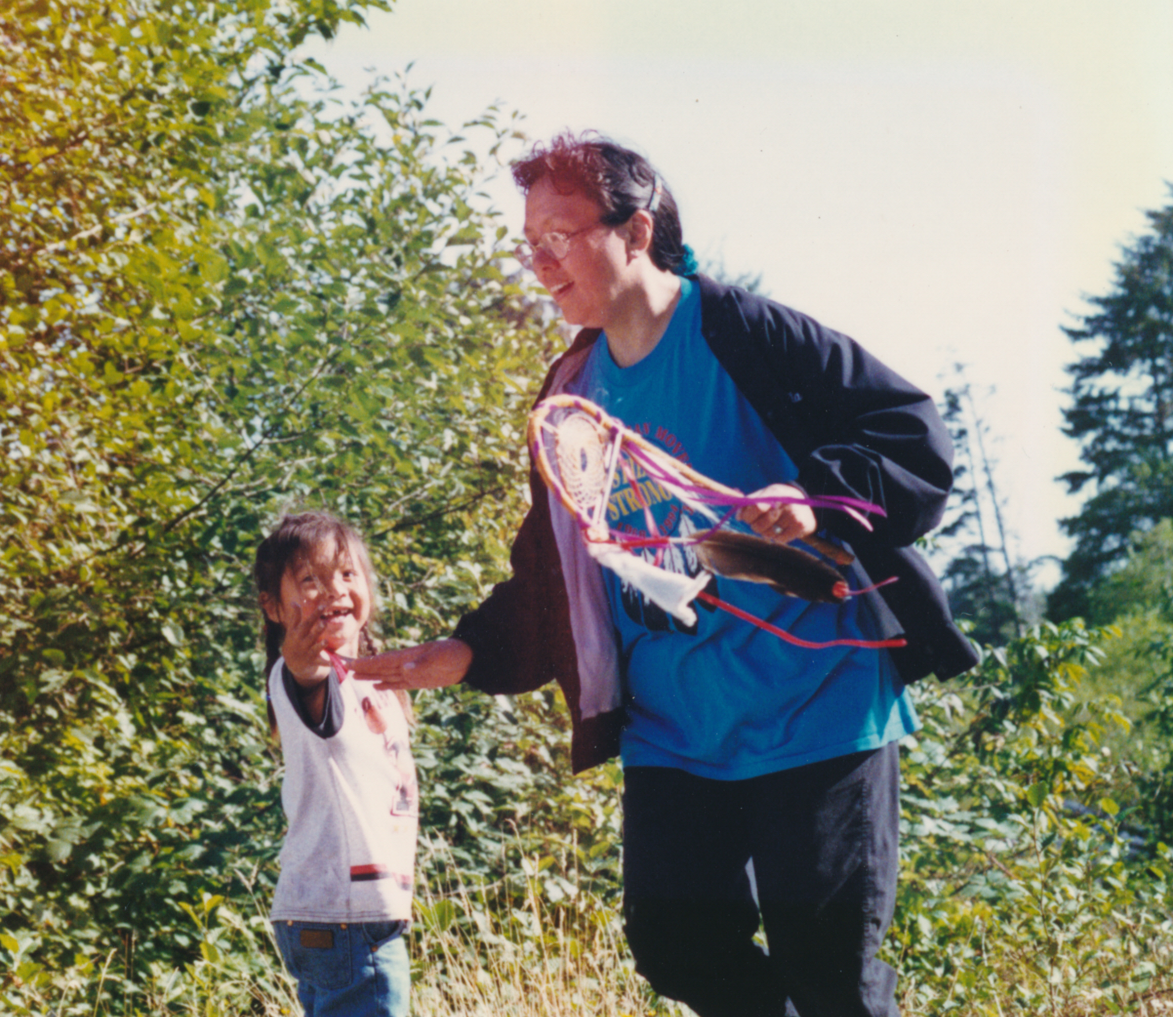 Elaine Sutterlick and her youngest son