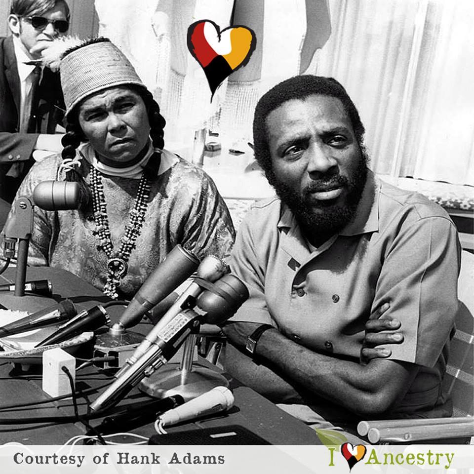 Thanks to Hank Adams & I Love Ancestry