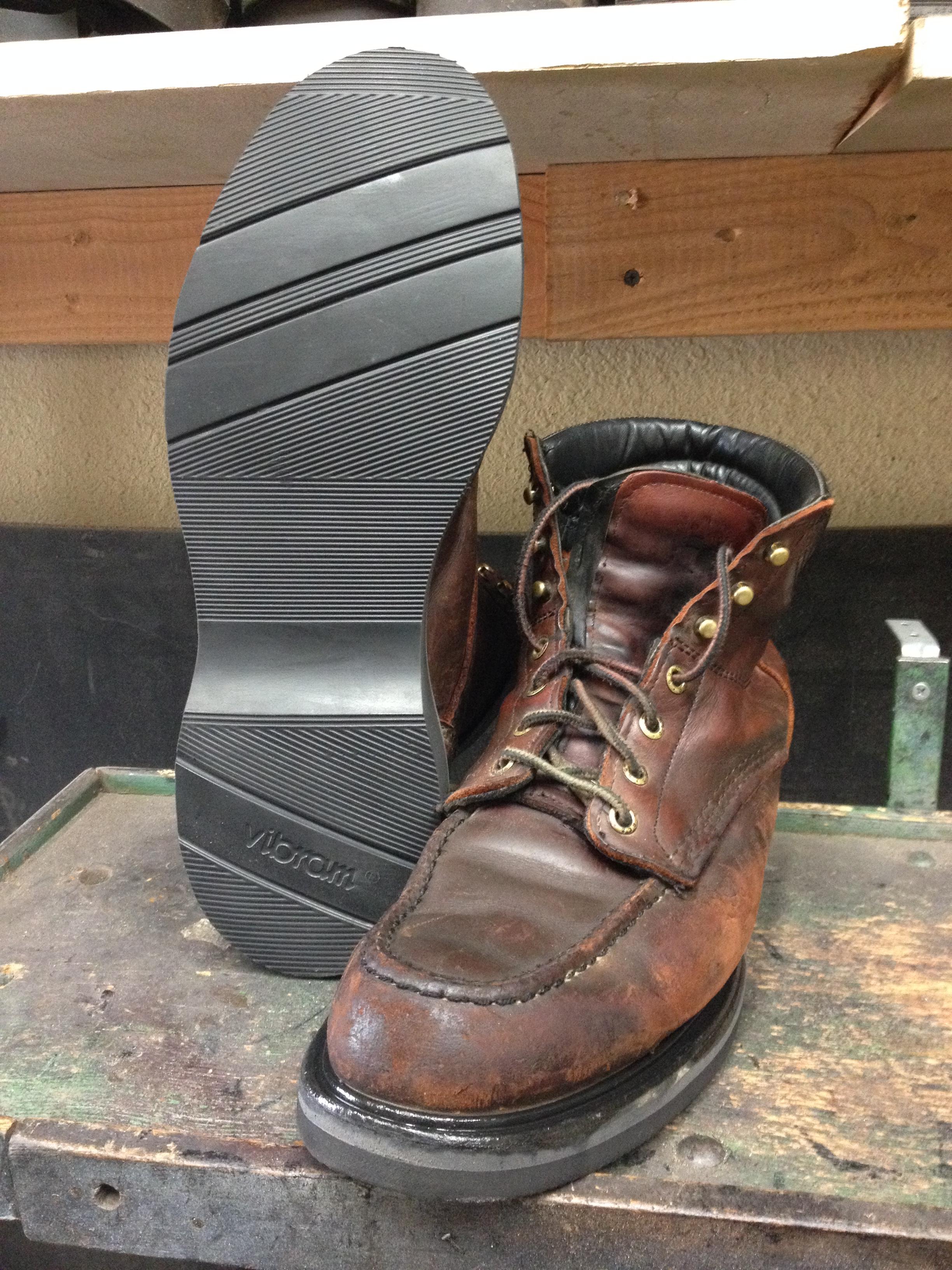 Red Wing Boot Repair — Modern Cobblery™