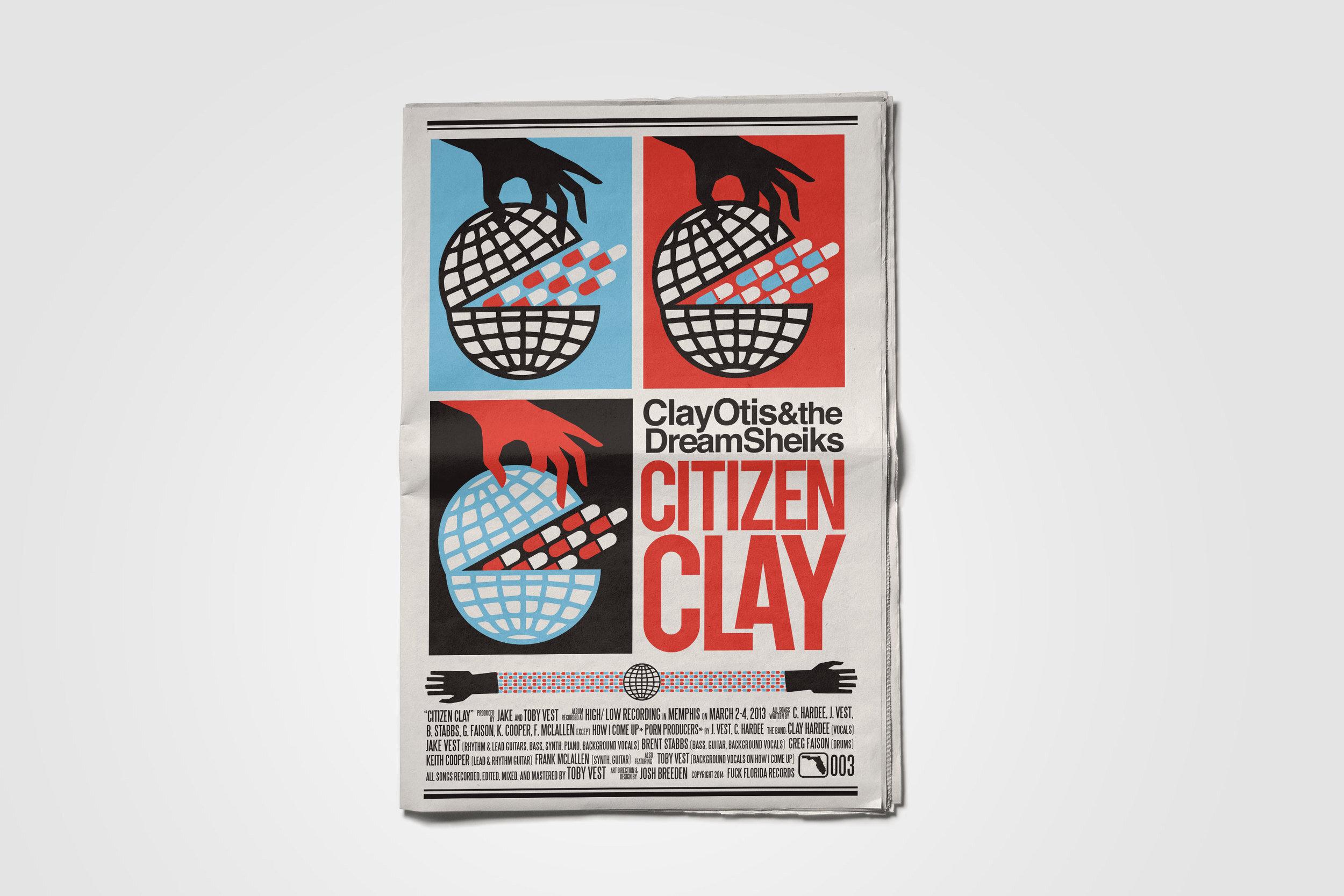 Citizen-Clay_Newspaper-Lyrics_Back.jpg