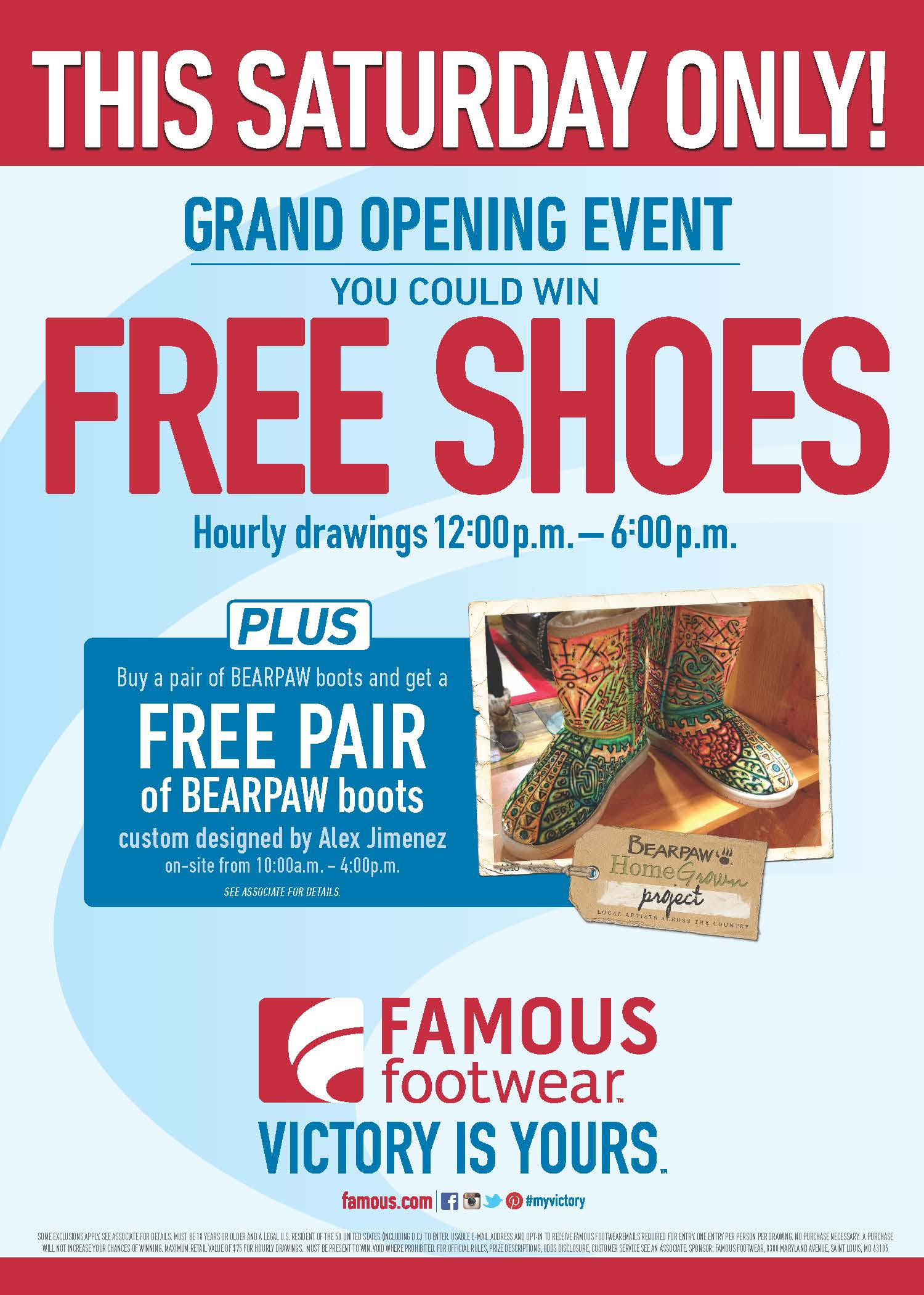 Famous Footwear | Sparks, NV Grand Opening Event