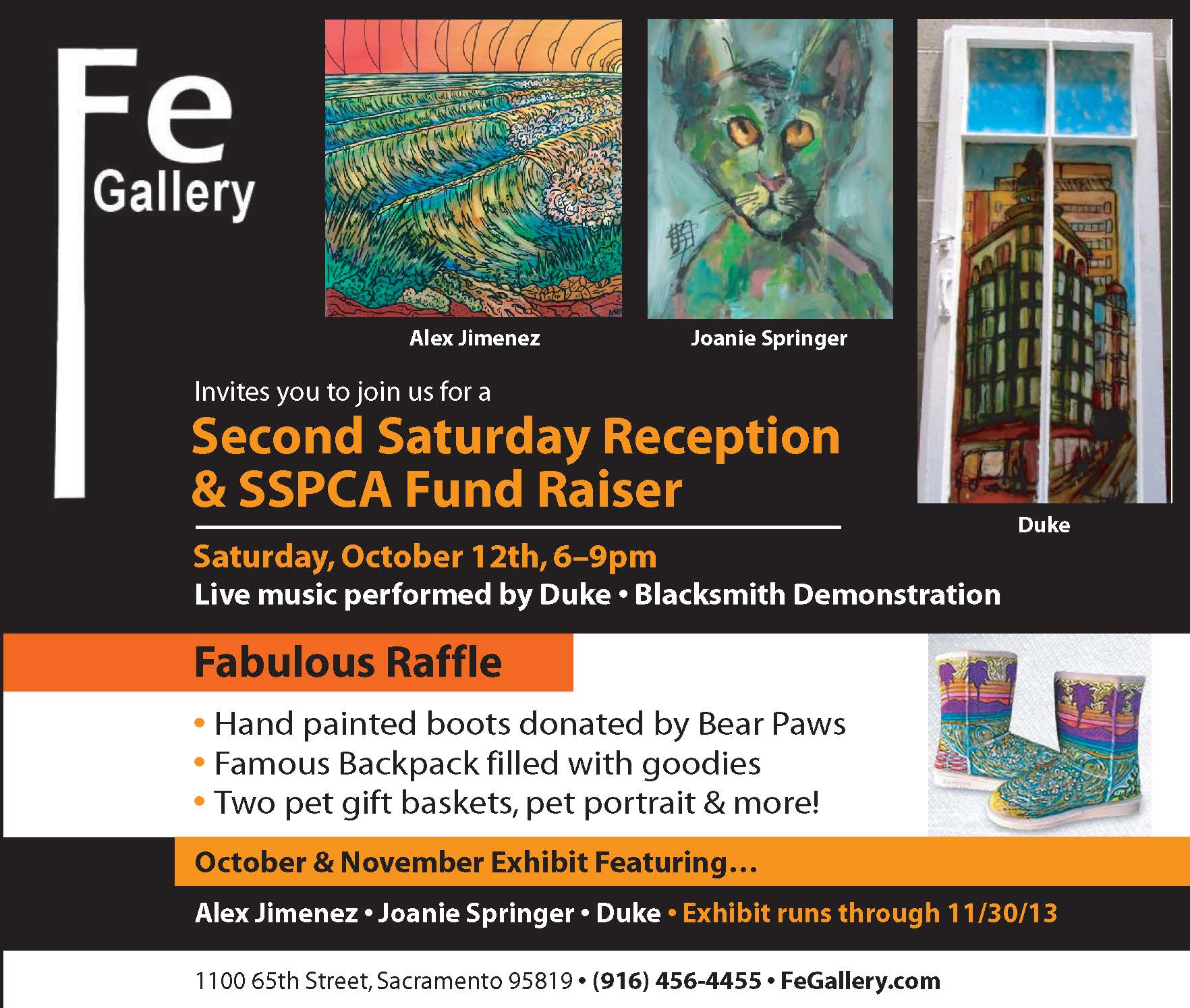 FE Gallery | SPCA benefit event
