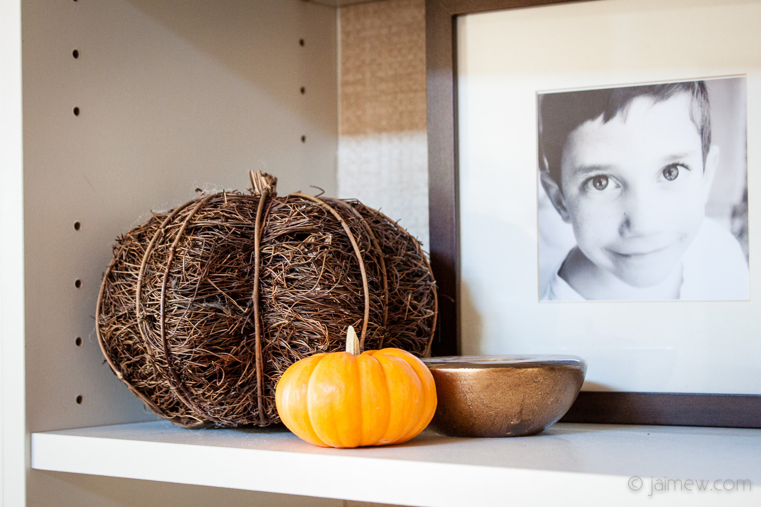 pumpkins / fall decor