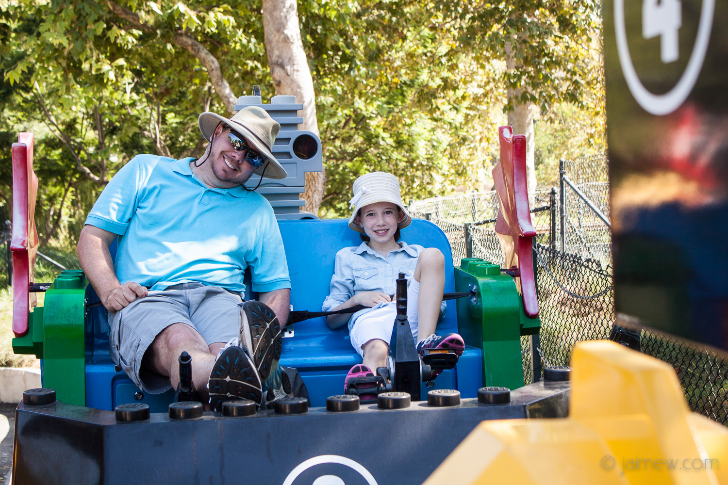 Legoland CA travel review