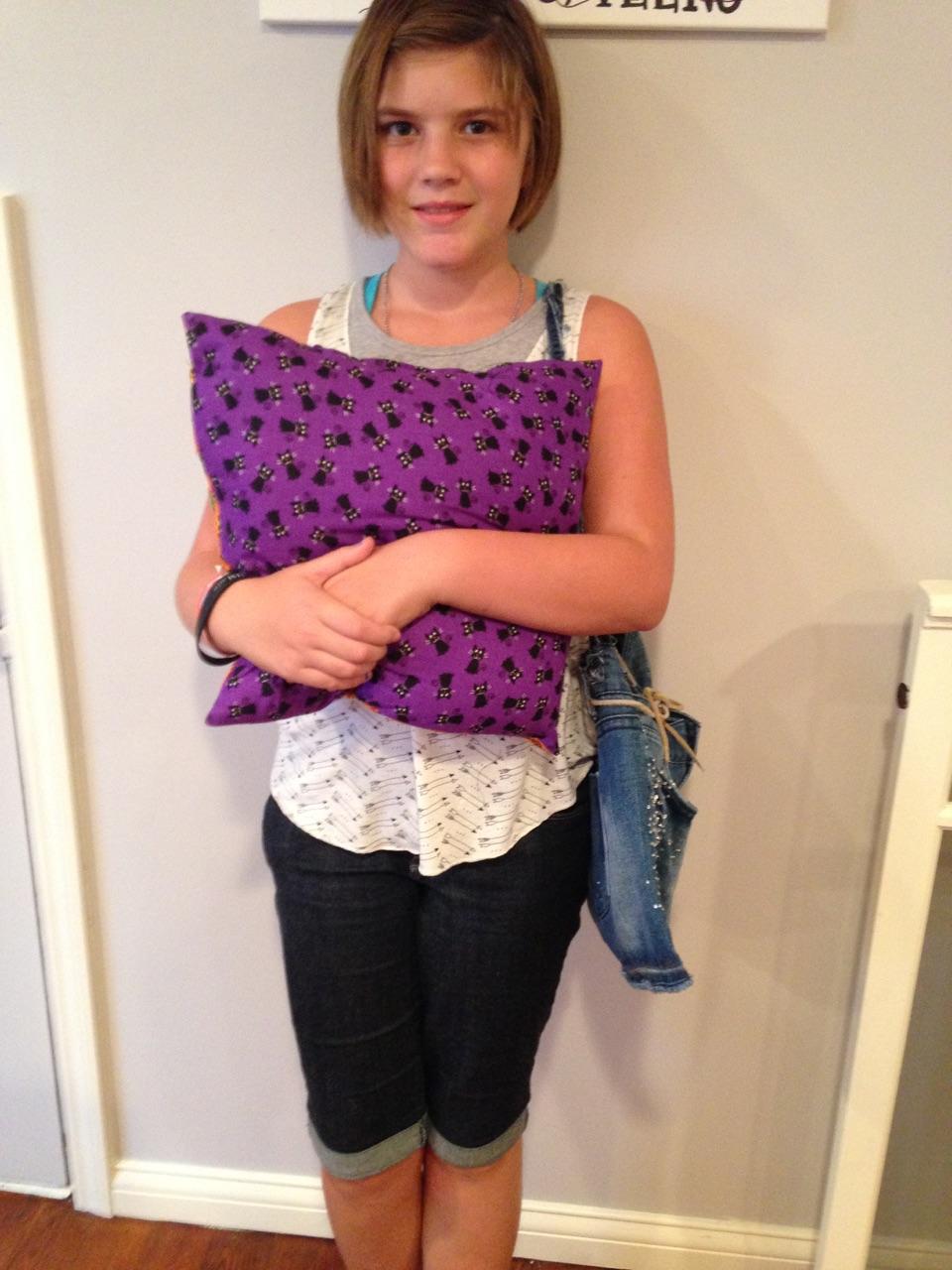 Boo-tiful pillows!