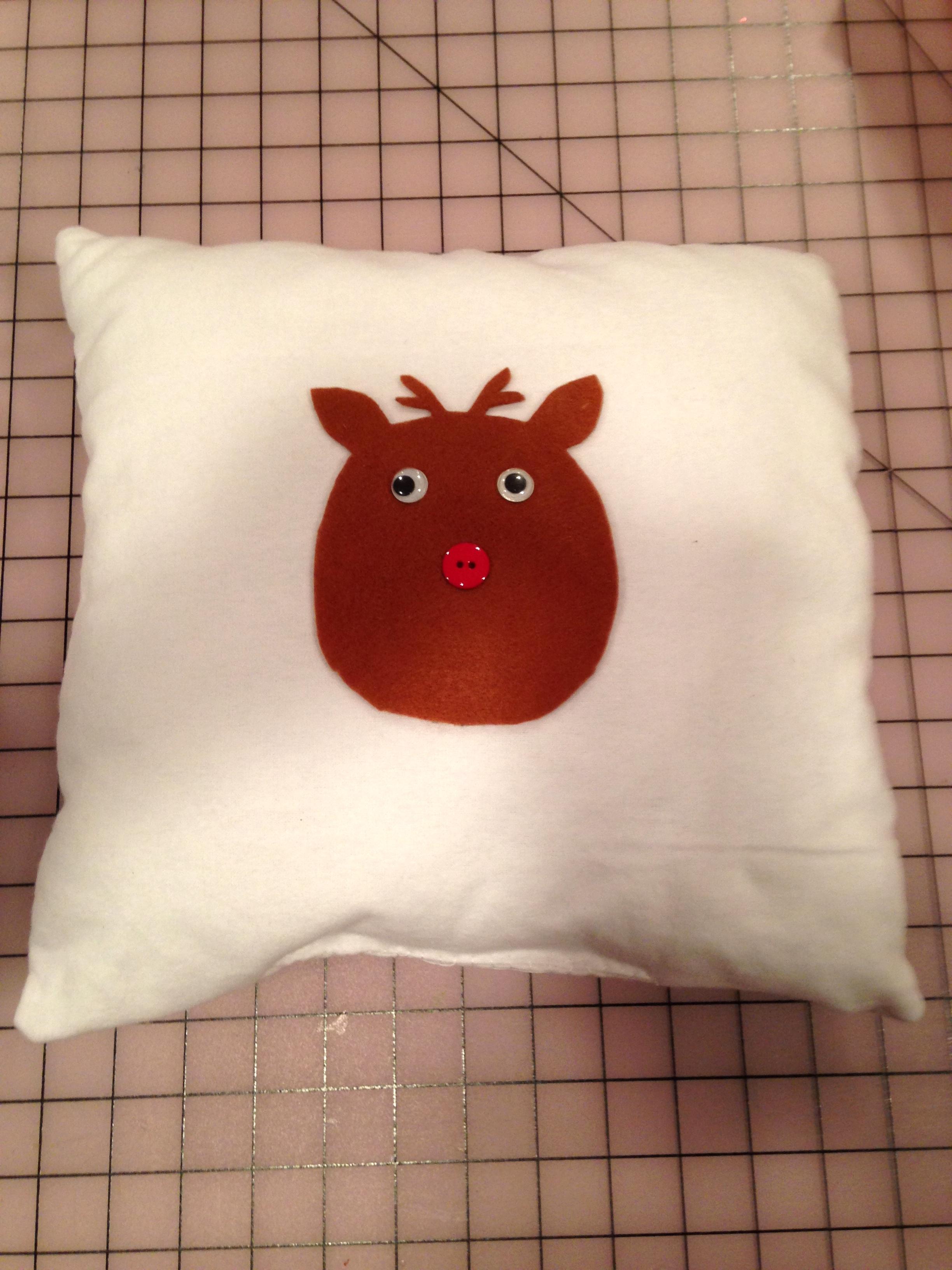 Look, it's Rudolph!