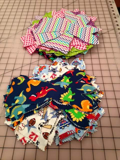 Hmmm....What cute animal will these turn into?