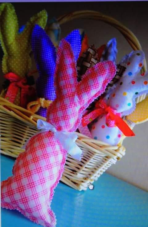 Basket of bunnies