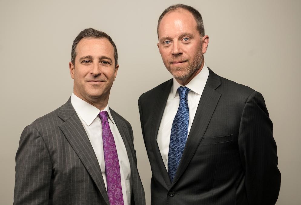 Jonathan ginsberg & Michael Mangan