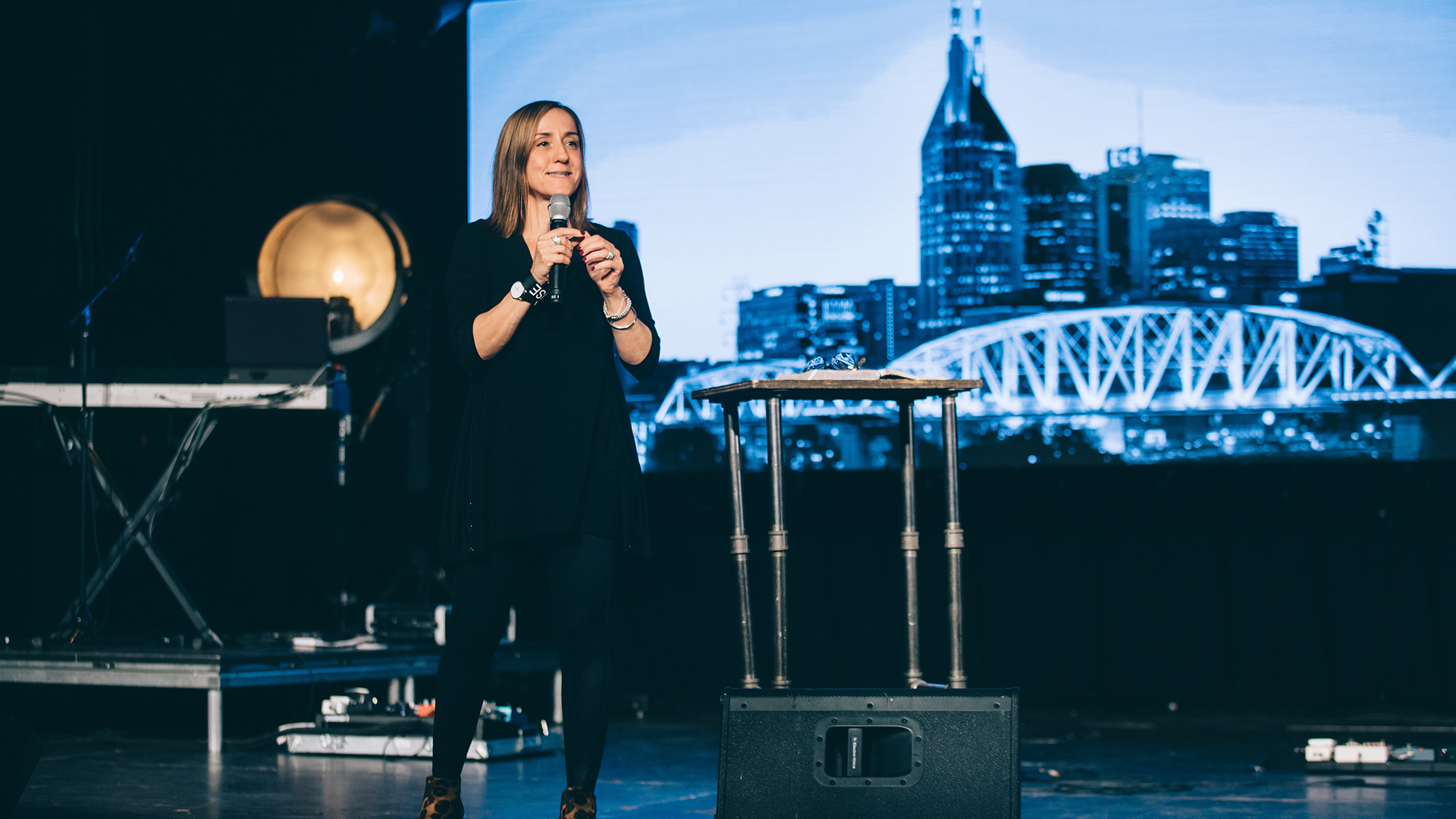 Tuesday 16th February 2016 Christine Caine
