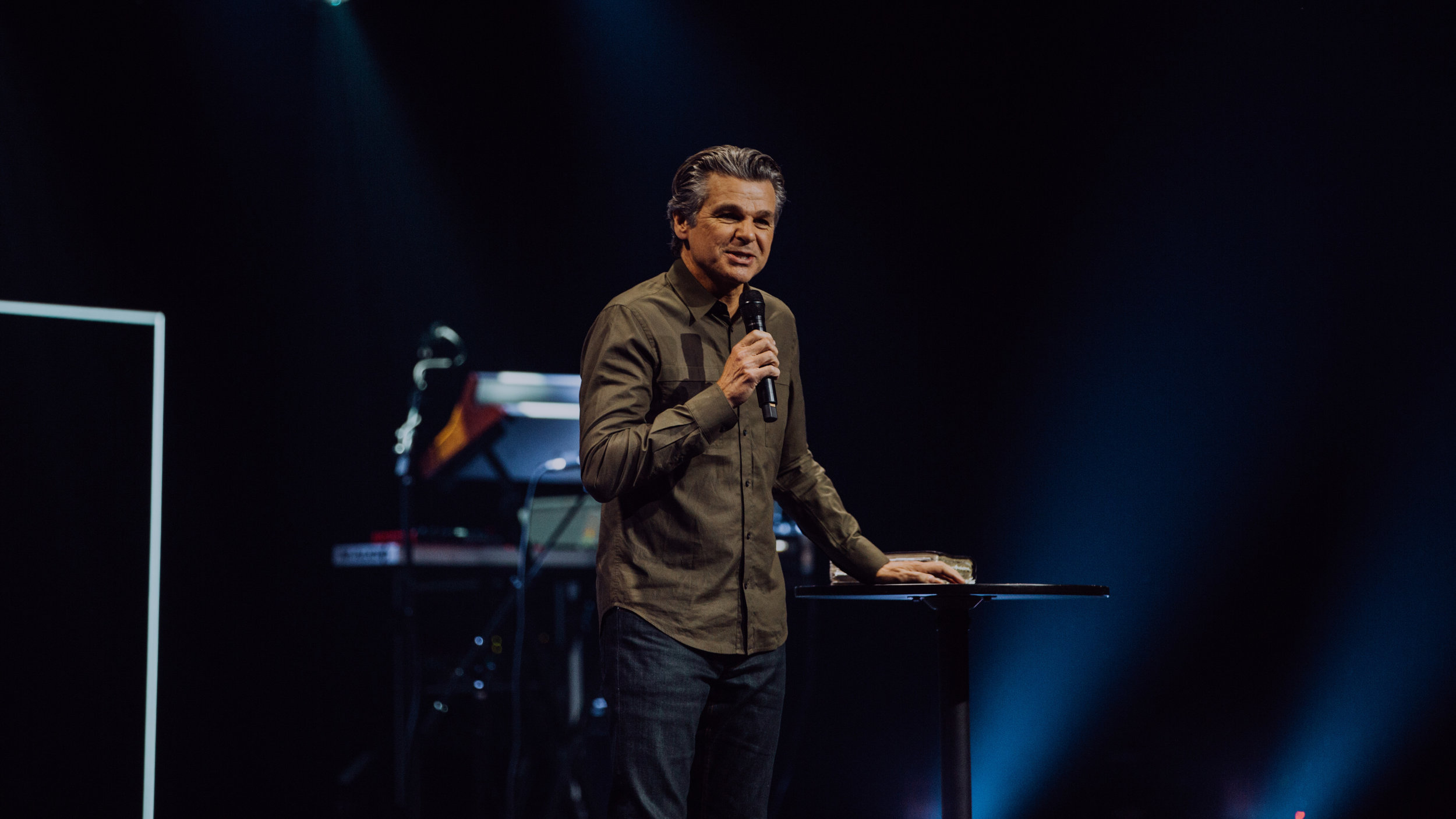 "Sunday 18th March 2018 Jentezen Franklin ""Leper Worship"""