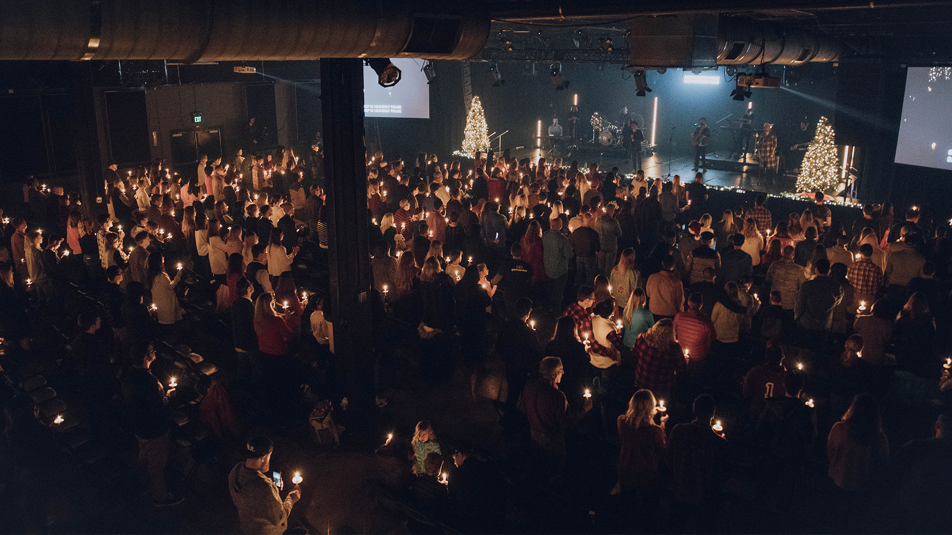 Sunday 23rd December 2018 Christmas Candlelight Service