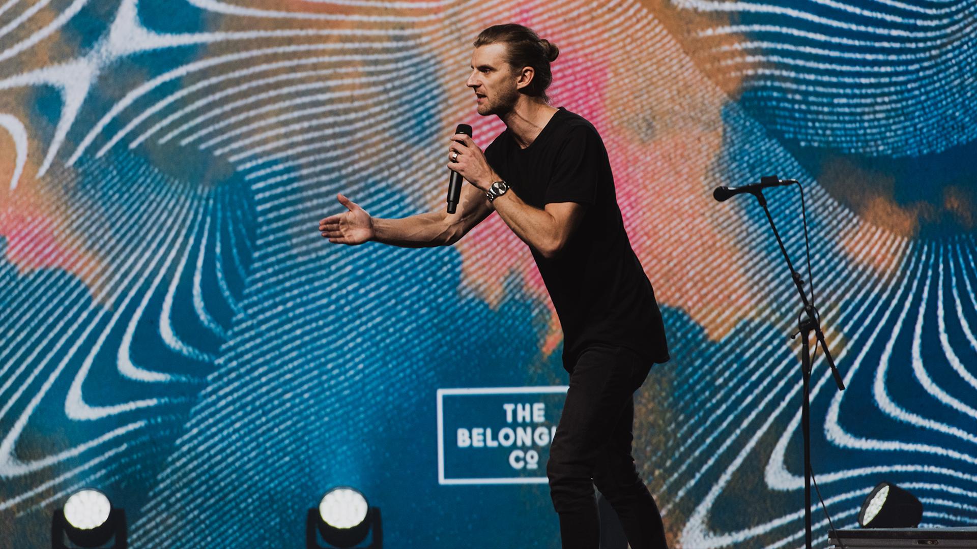 "Sunday 9th June 2019 Paul Bergin ""The Language Of Dreams And Visions"""