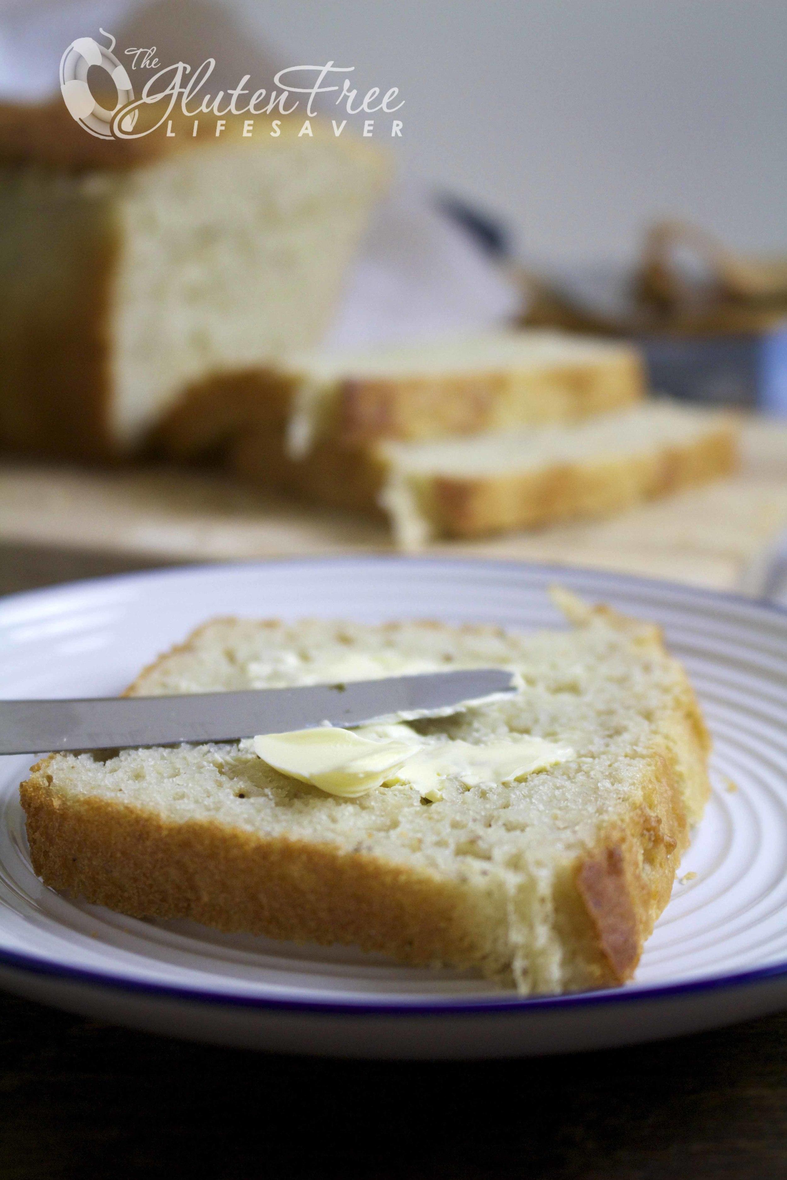 Verdens beste oppskrift på glutenfritt brød!