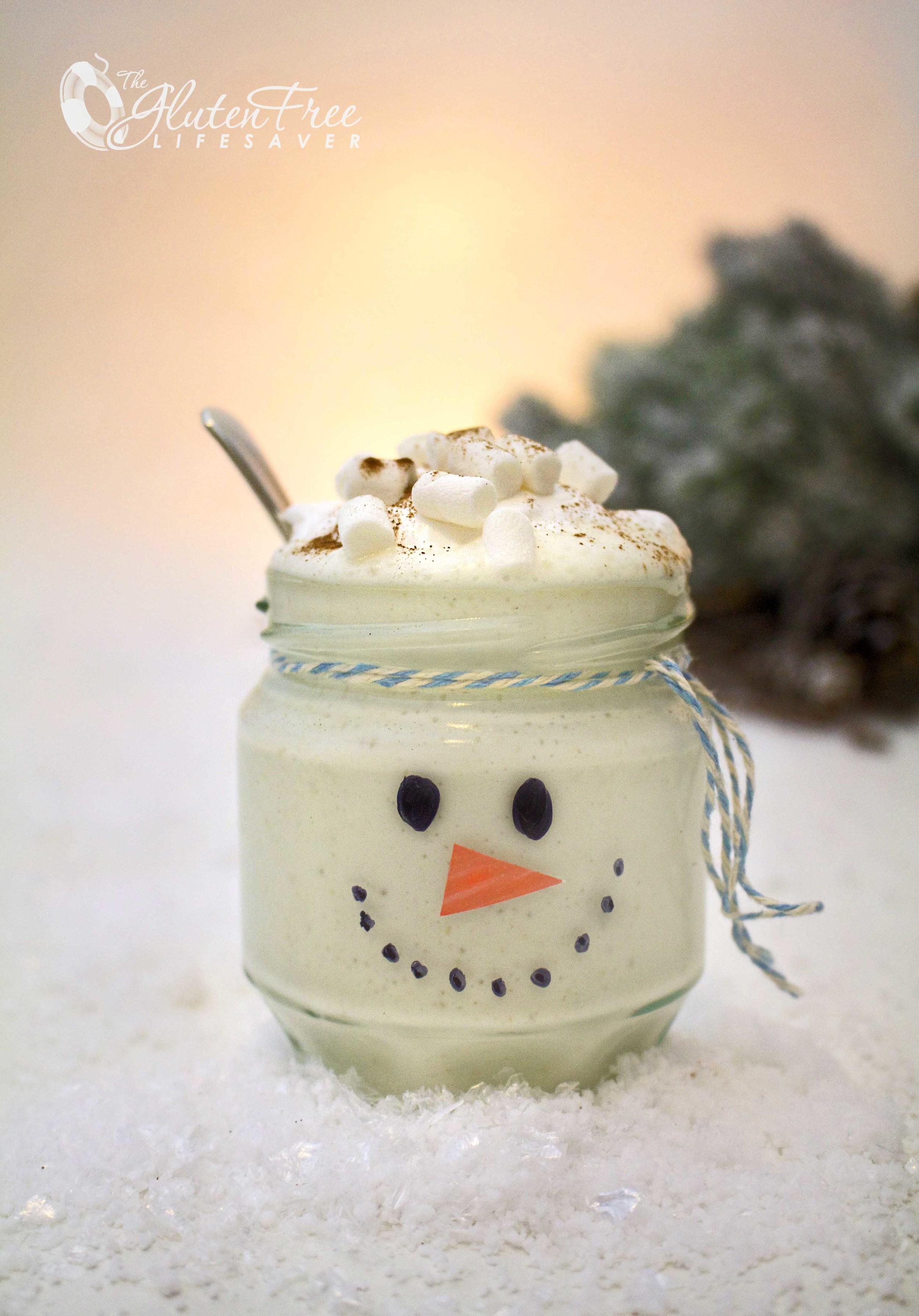 Frosty The Snowman vintersmoothie