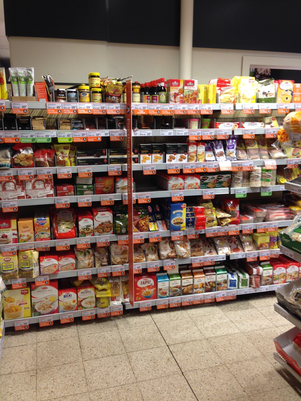 glutenfri butikker i oslo