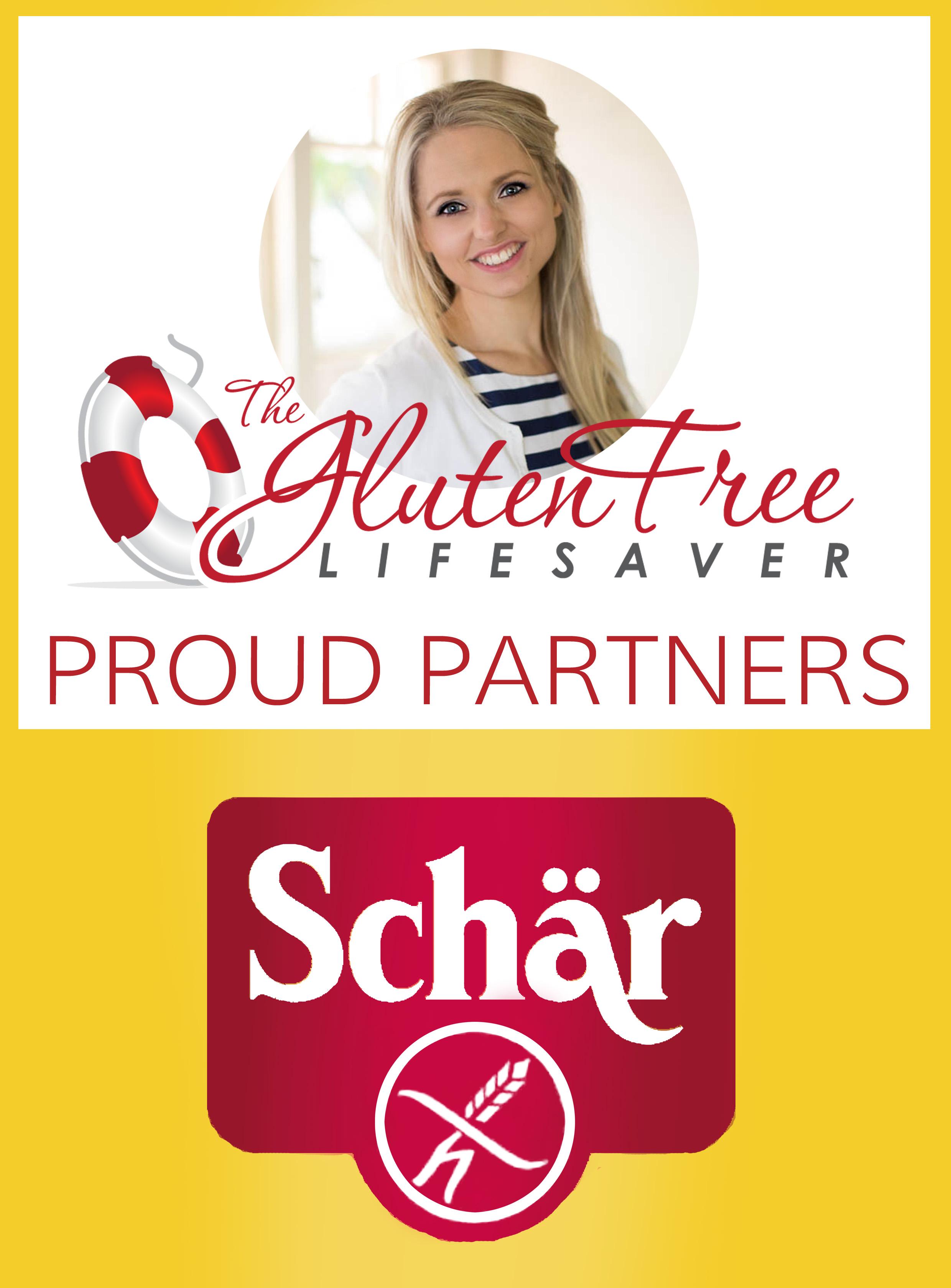 Schaer og The Gluten Free Lifesaver samarbeider