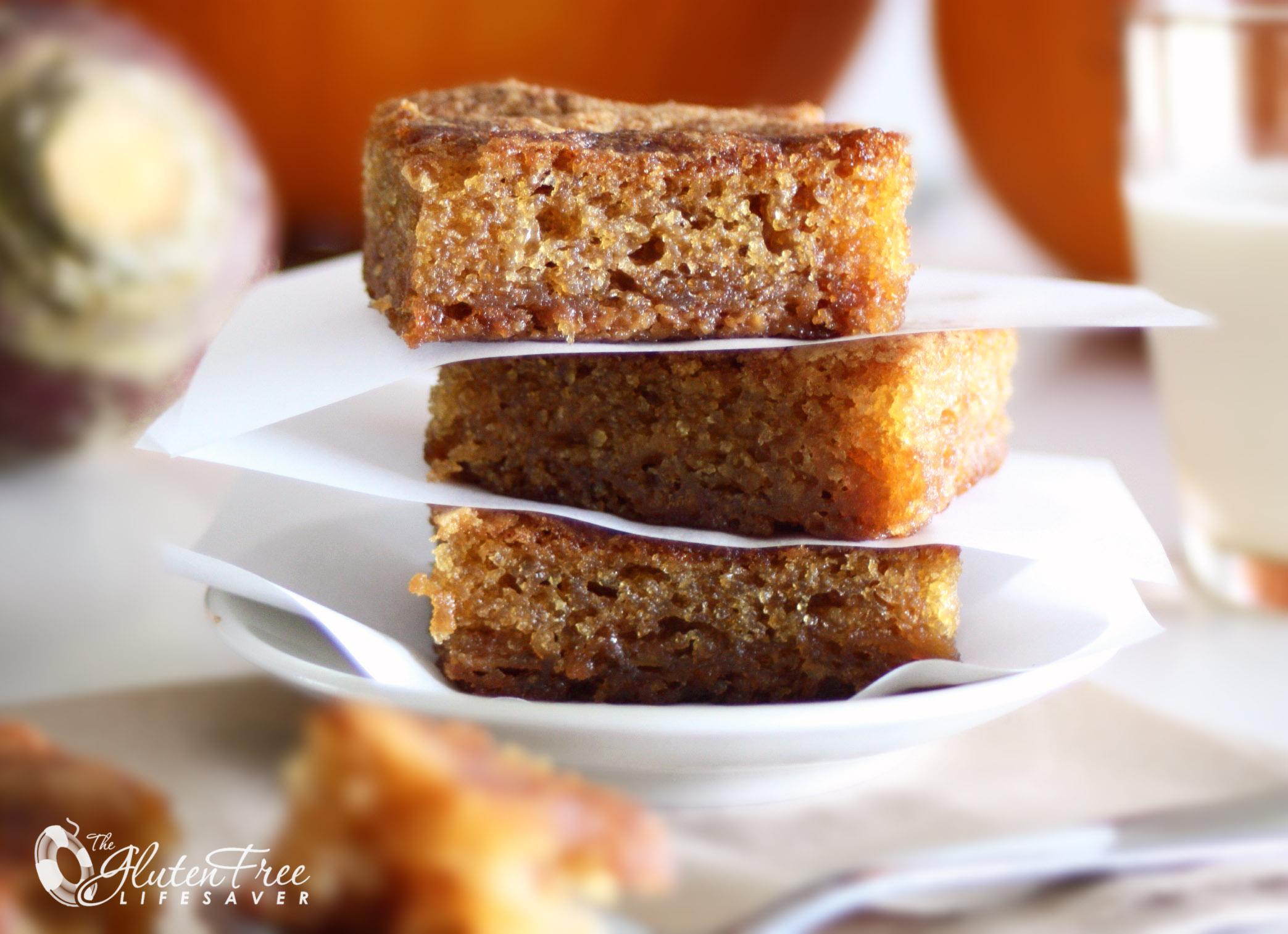 Deilig og saftig glutenfri og melkefri kålrotkake