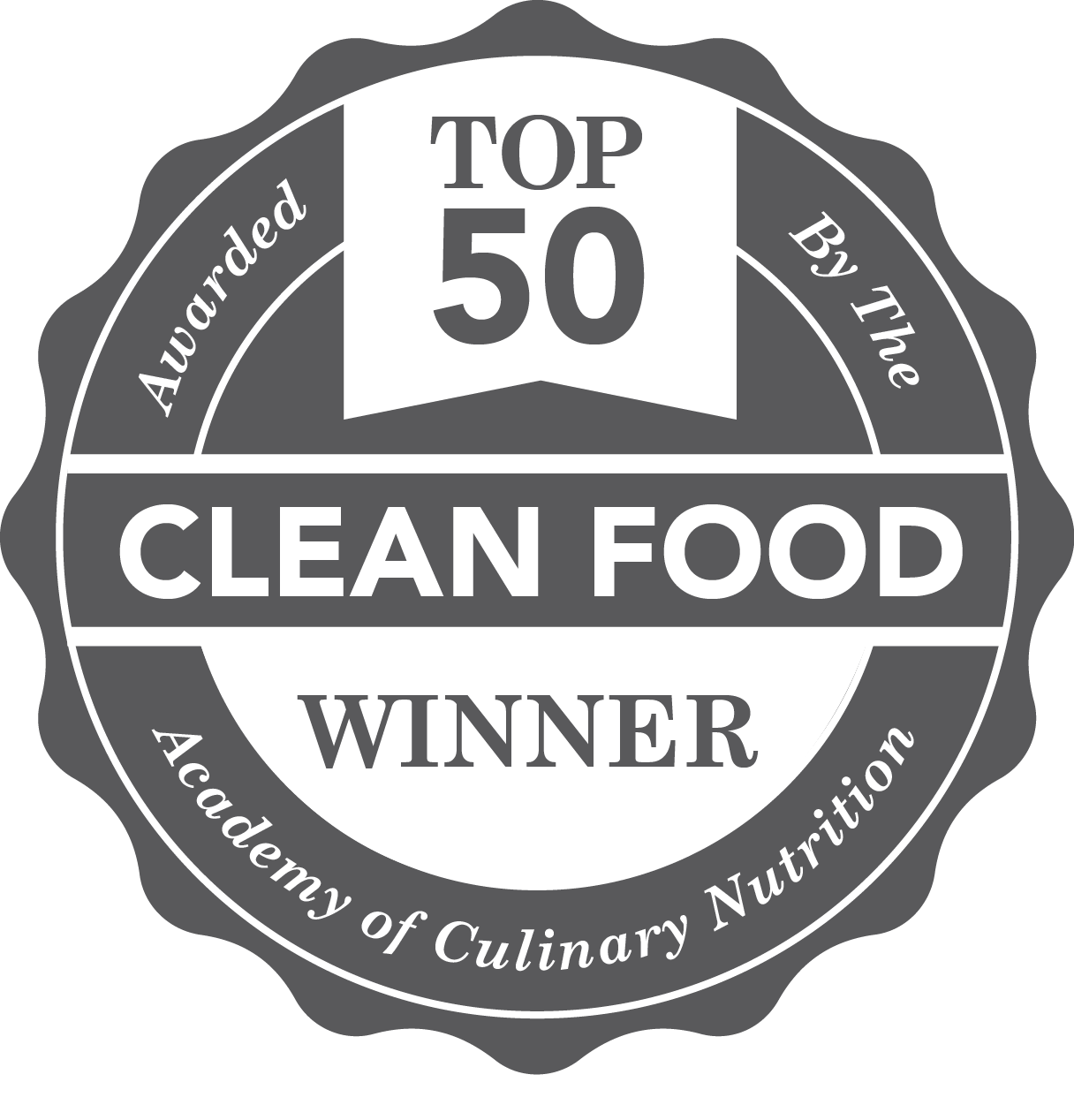Fjortendeplass på Academy of Culinary Nutritions Top 50 Clean Food Blogs i 2015