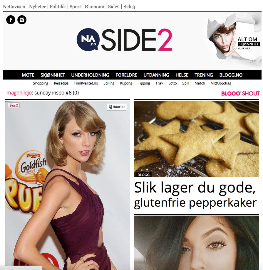Flere publiseringer påSide2