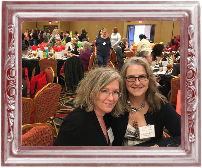 Southern Magic Readers' Luncheon 2016