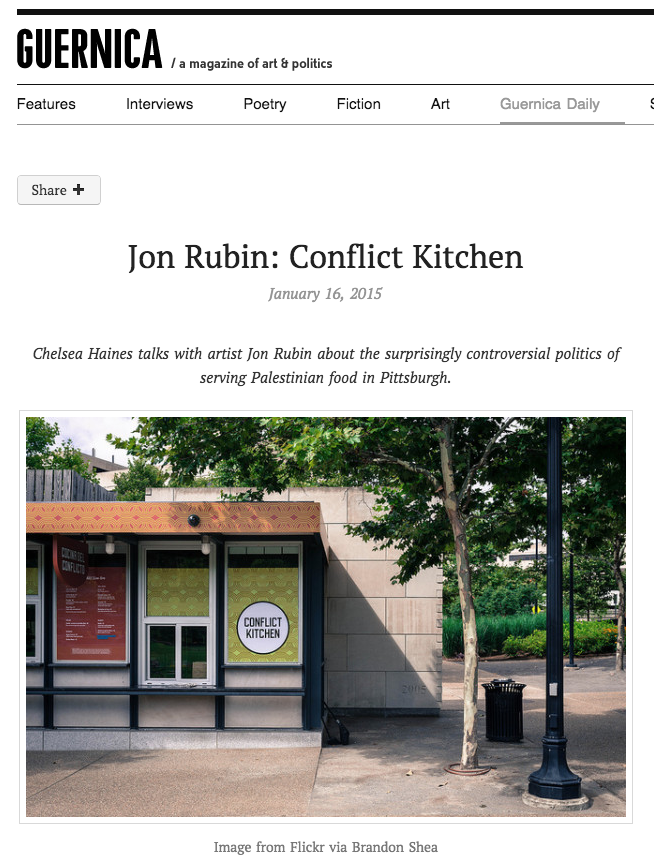 https://www.guernicamag.com/daily/jon-rubin-conflict-kitchen/