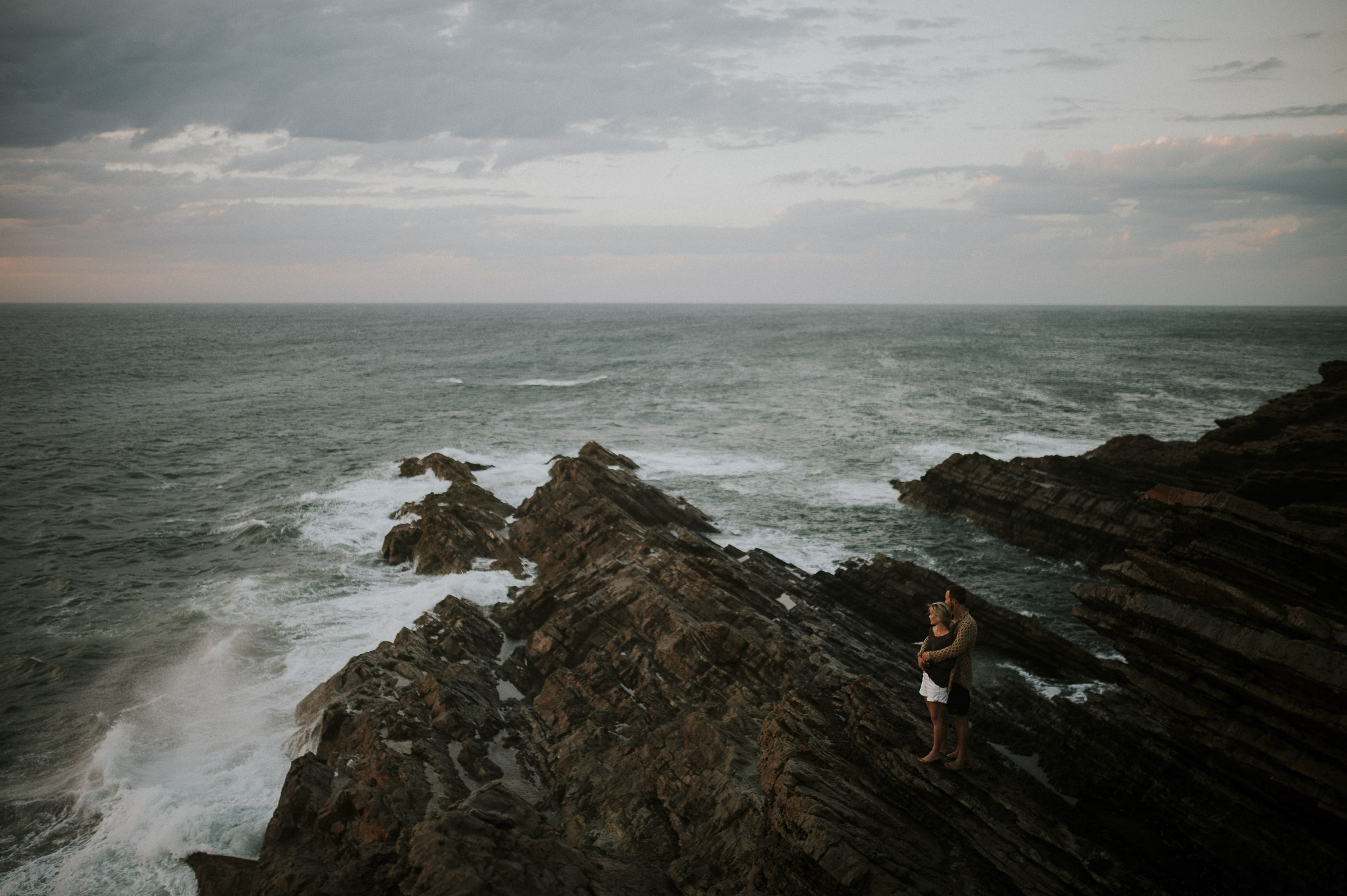 Seal Rocks Wedding Photographer