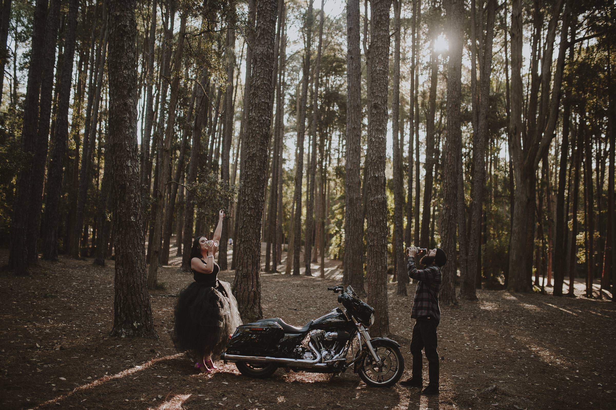 Wild engagement shoot!