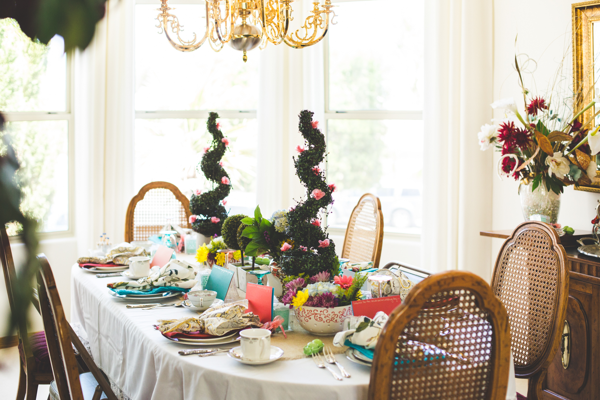 phoeonix-photography-tiffany-bridal-shower-lunch-table