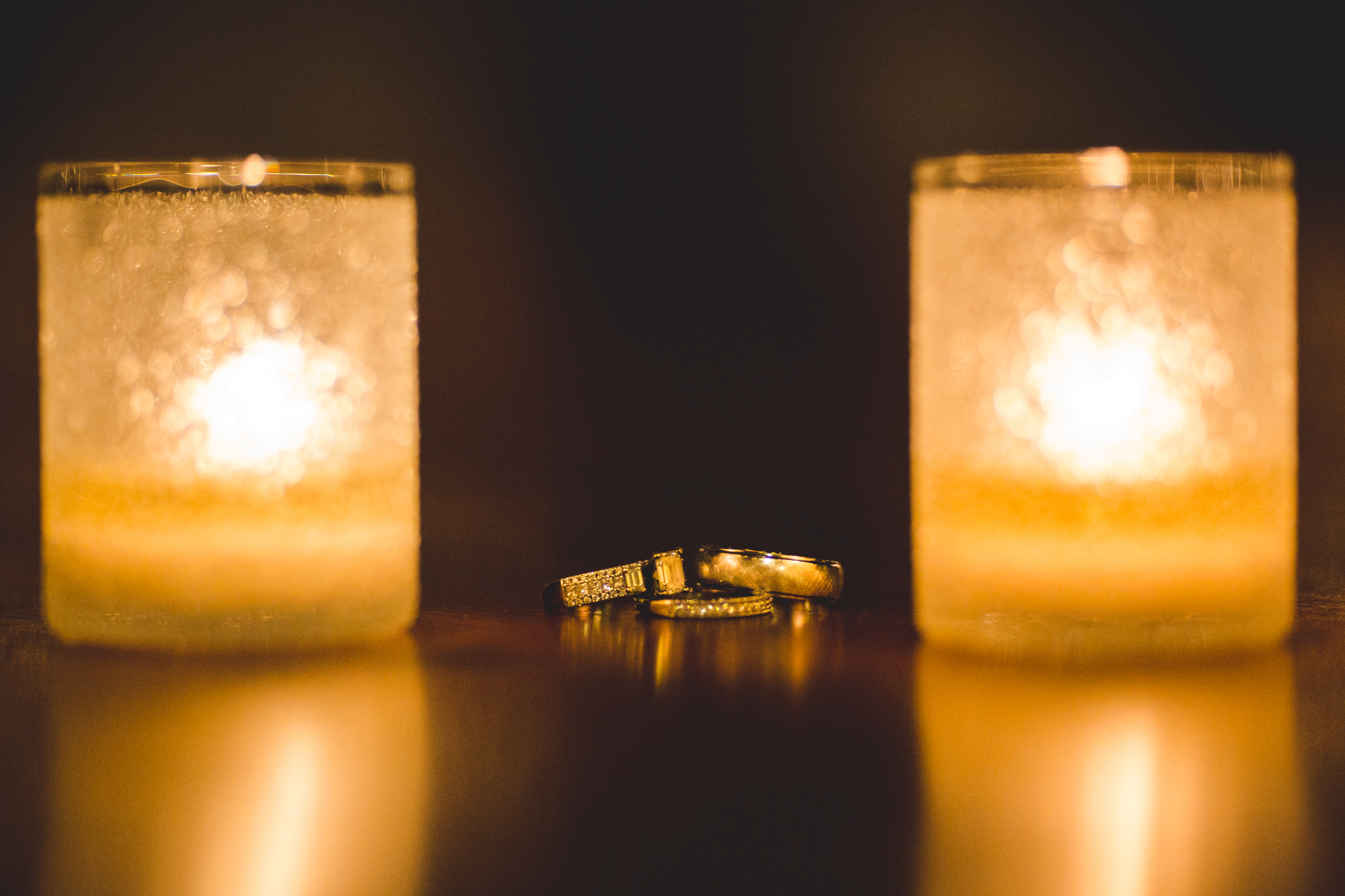 candle and rings lc