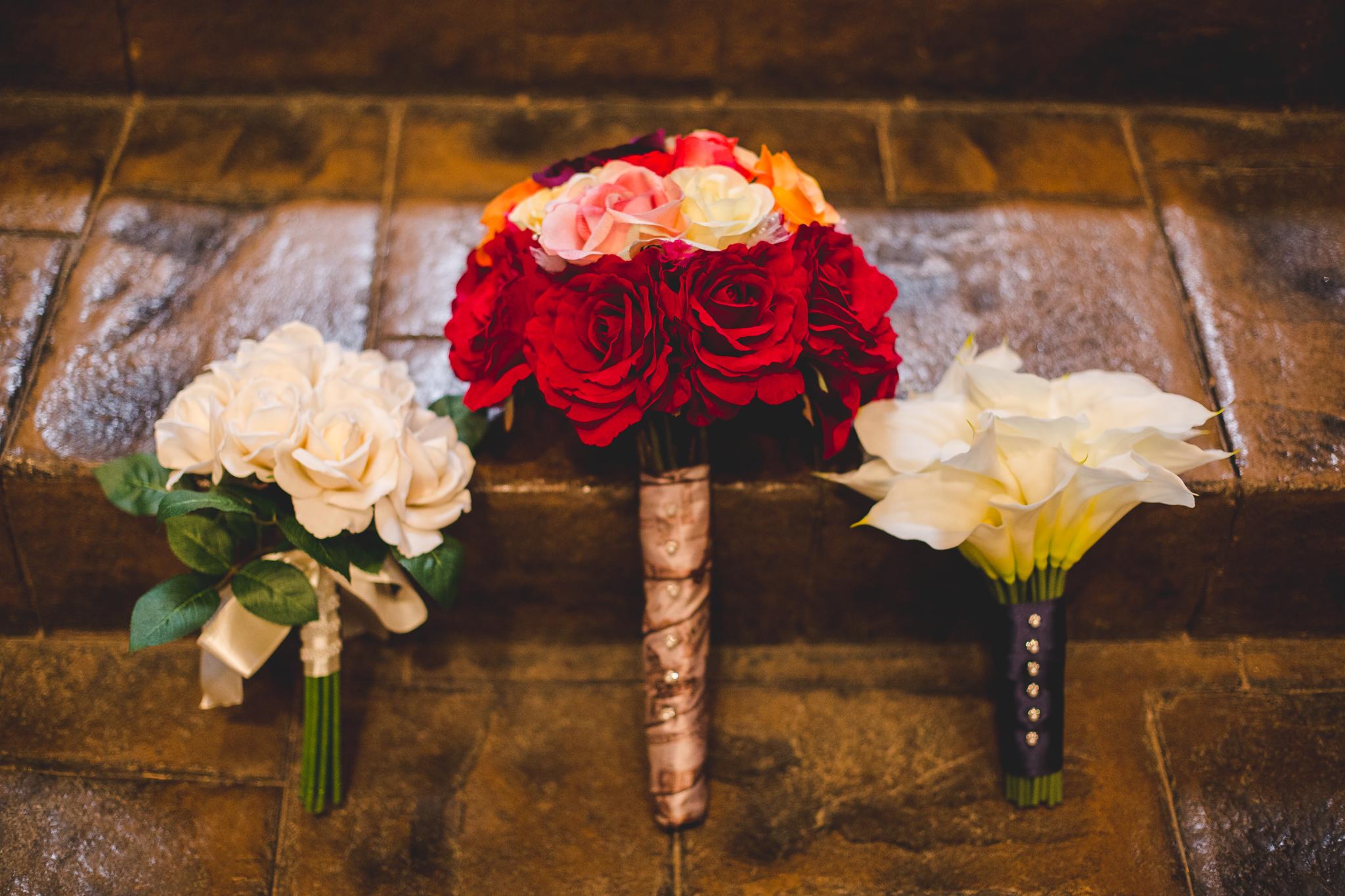 bridal bouquet rs detail shot
