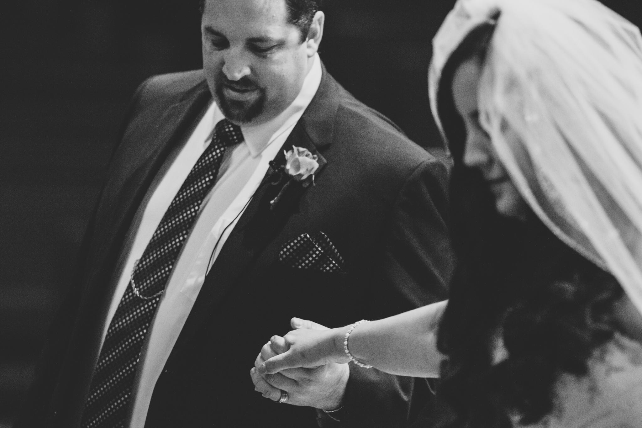 rs groom takes brides hand ceremony oklahoma city